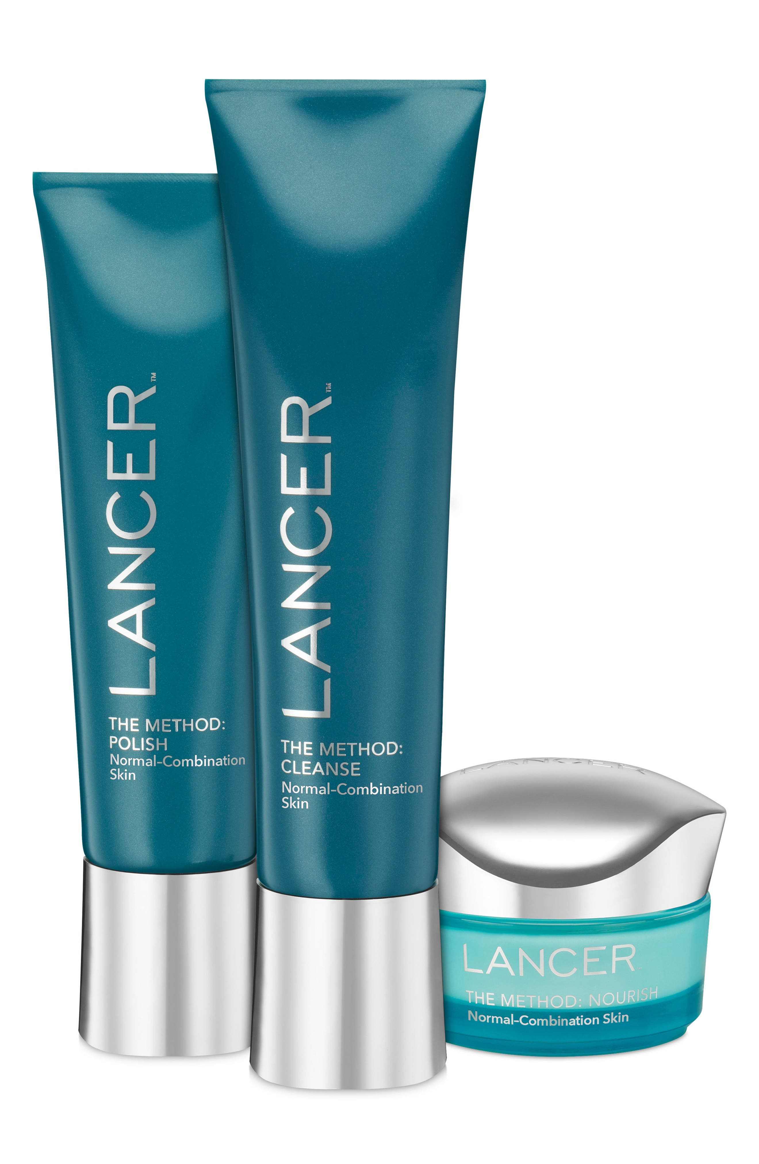 LANCER Skincare The Method Trio (Limited Edition)