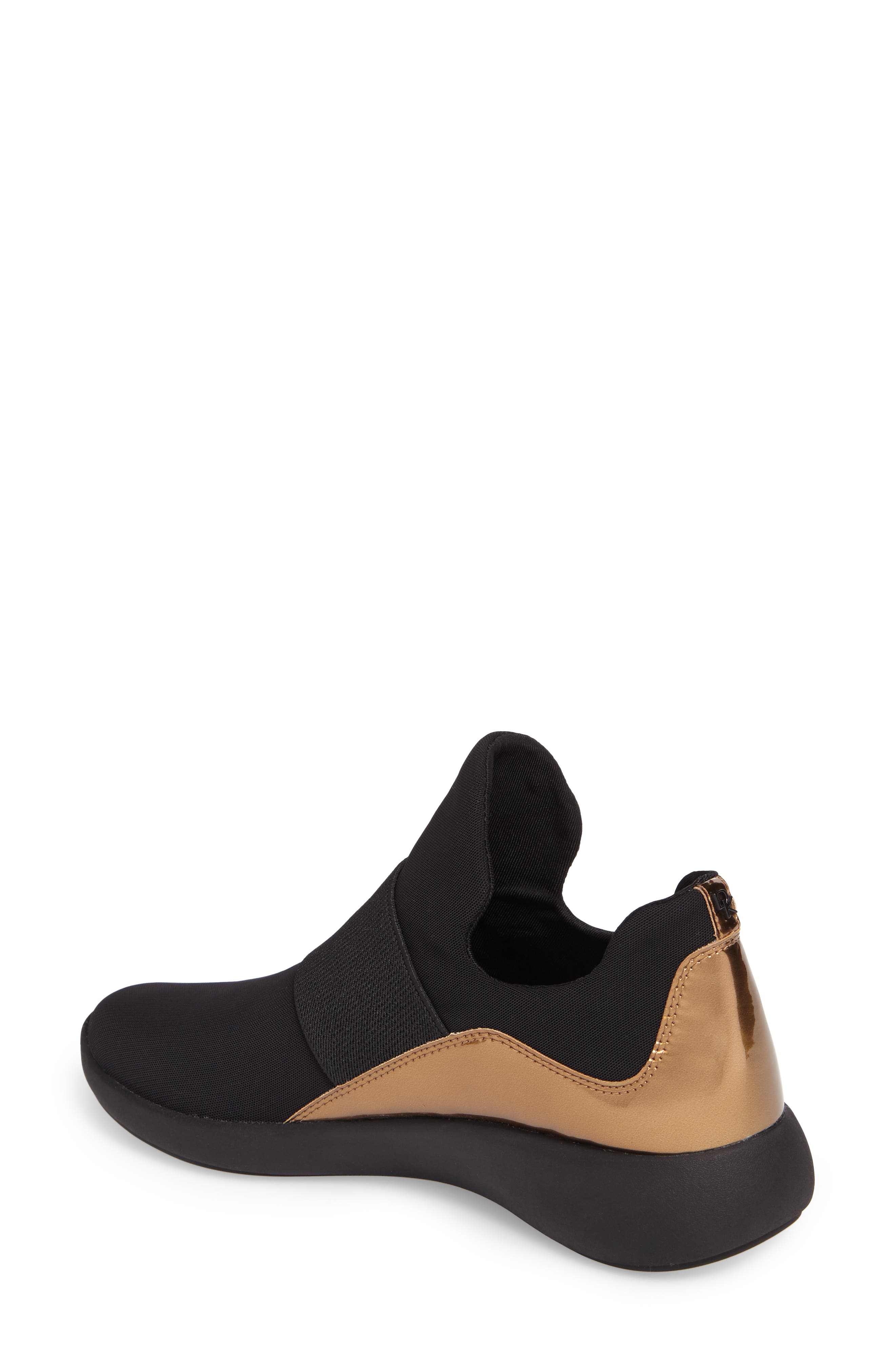 Alternate Image 2  - Donna Karan Cory Slip-On Sneaker (Women)