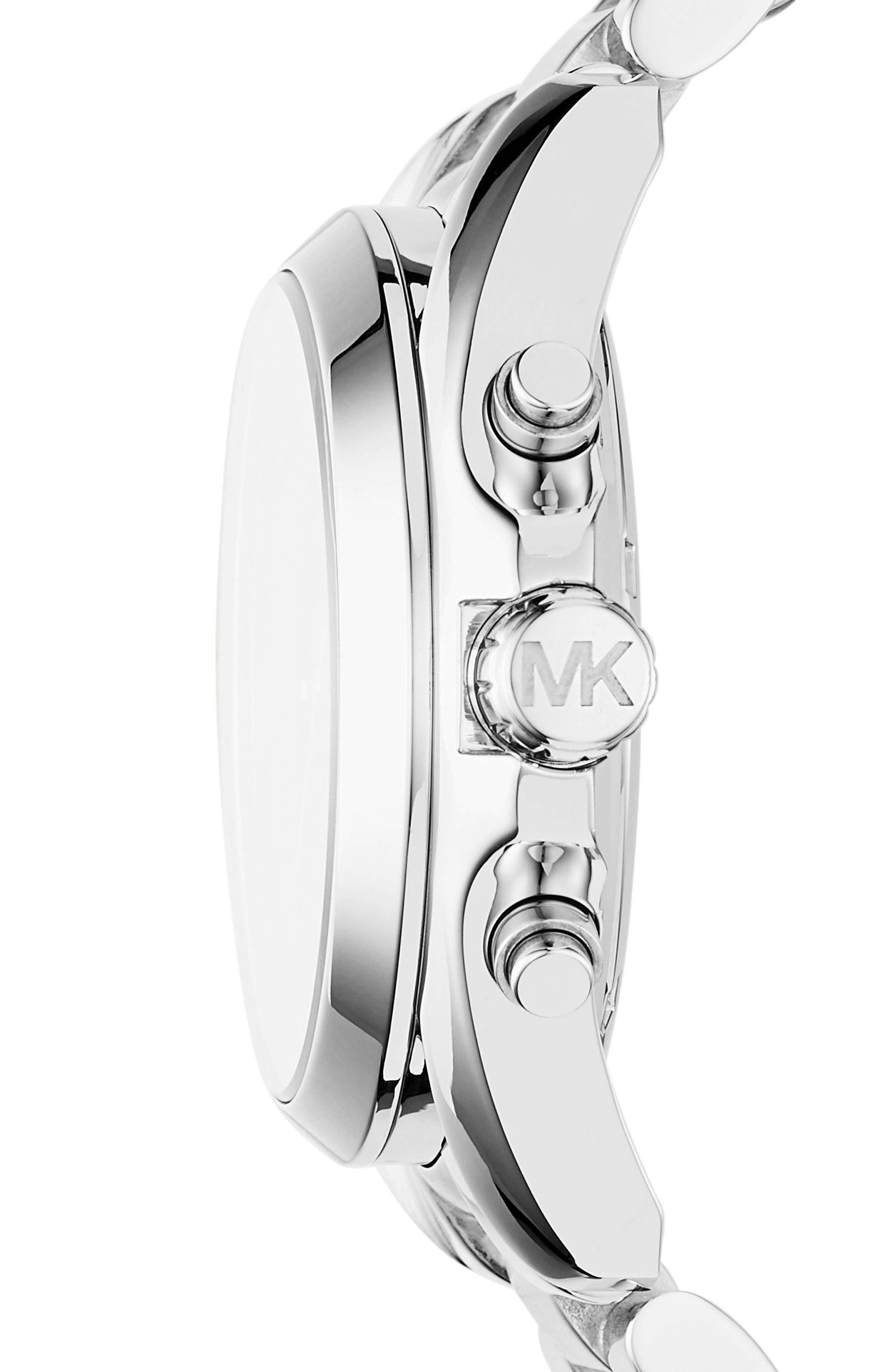 Bradshaw Chronograph Bracelet Watch, 43mm,                             Alternate thumbnail 2, color,                             Silver/ Grey/ Silver