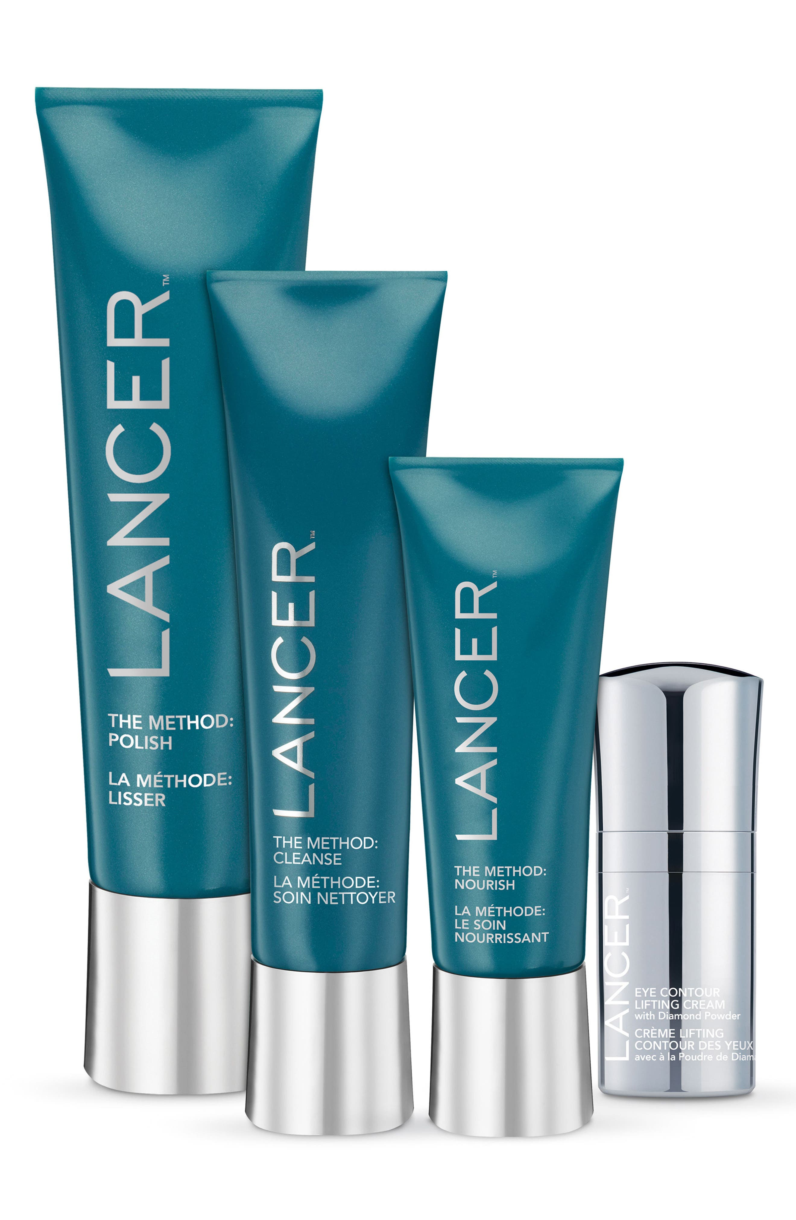 LANCER Skincare The Method Deluxe Collection ($455 Value)