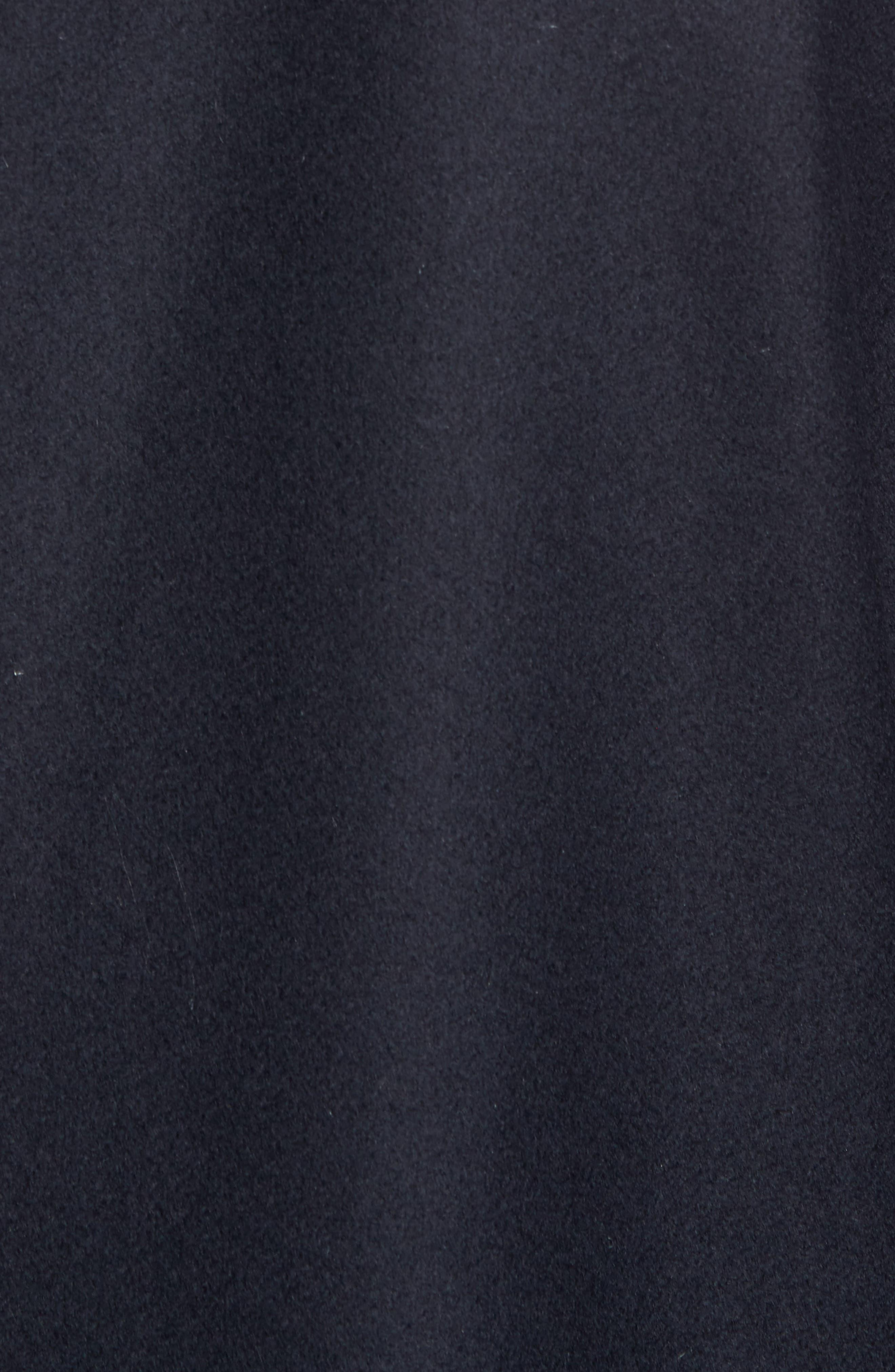 Alternate Image 5  - Nordstrom Men's Shop Wool Blend Car Coat