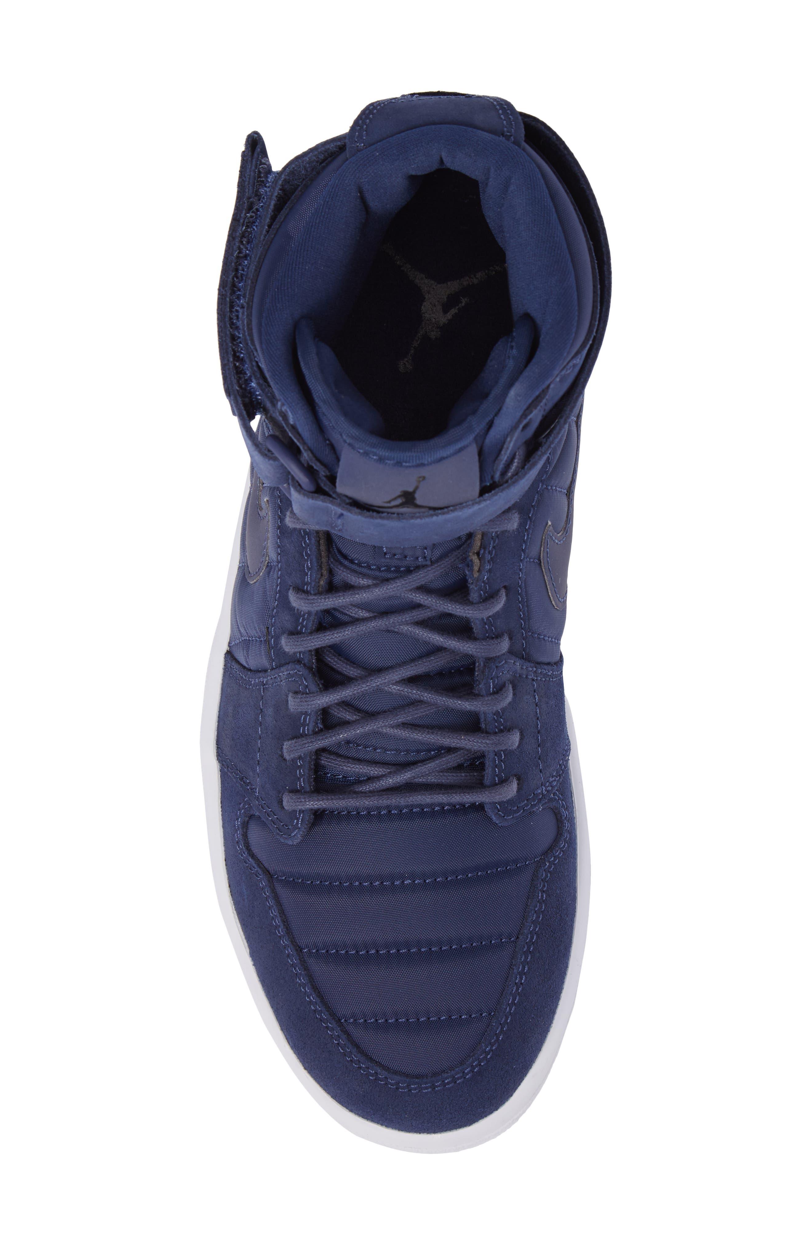 Alternate Image 5  - Nike Air Jordan 1 Sneaker (Men)