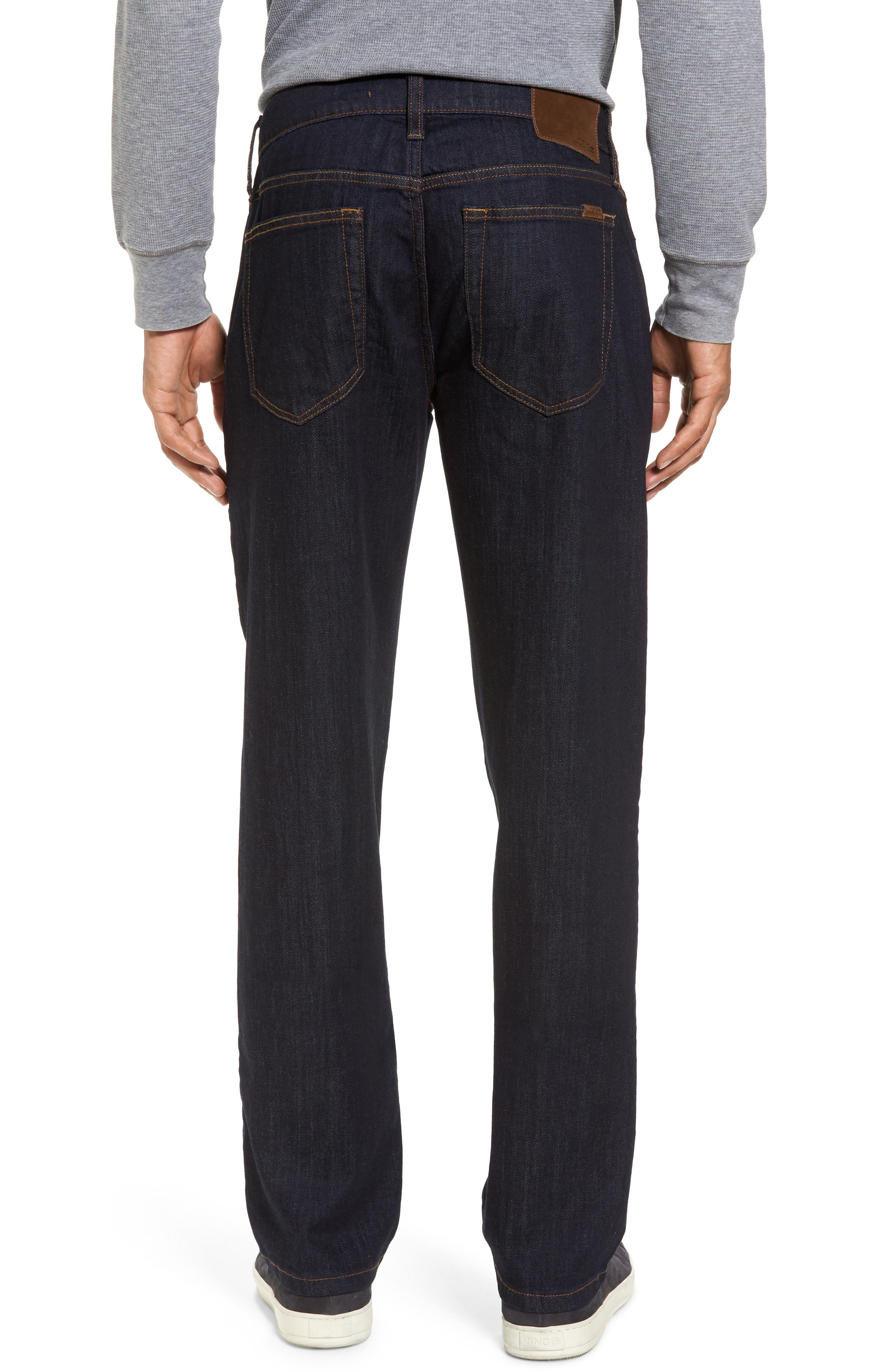 Alternate Image 2  - Joe's Classic Straight Fit Jeans (Cabe)
