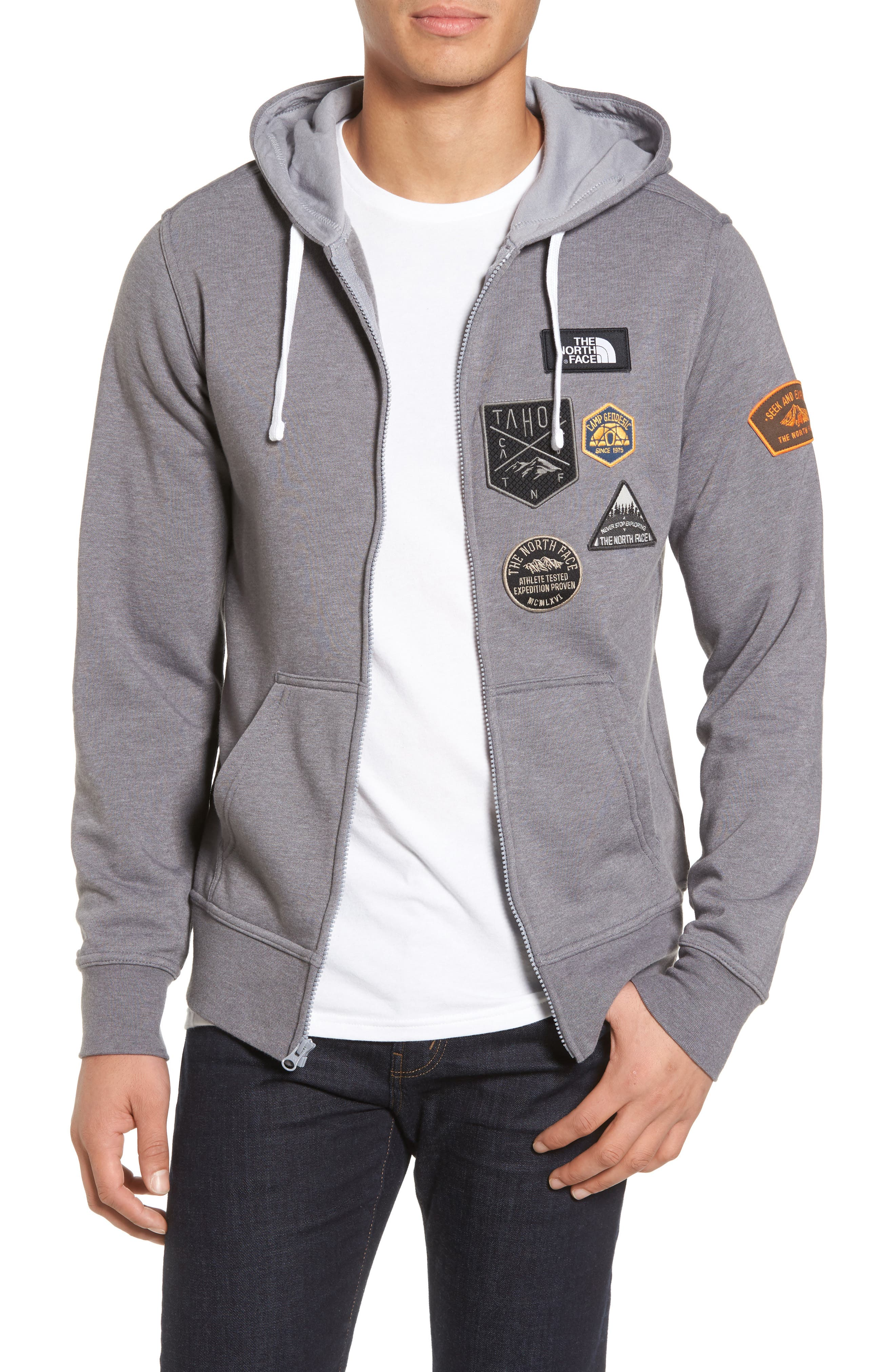 The North Face LFC Patch Zip Hoodie
