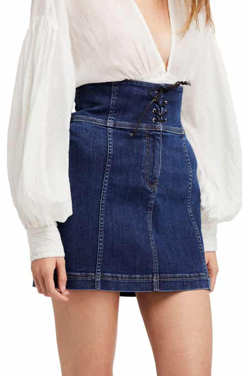 Free People Modern Femme Corset Skirt Best Price