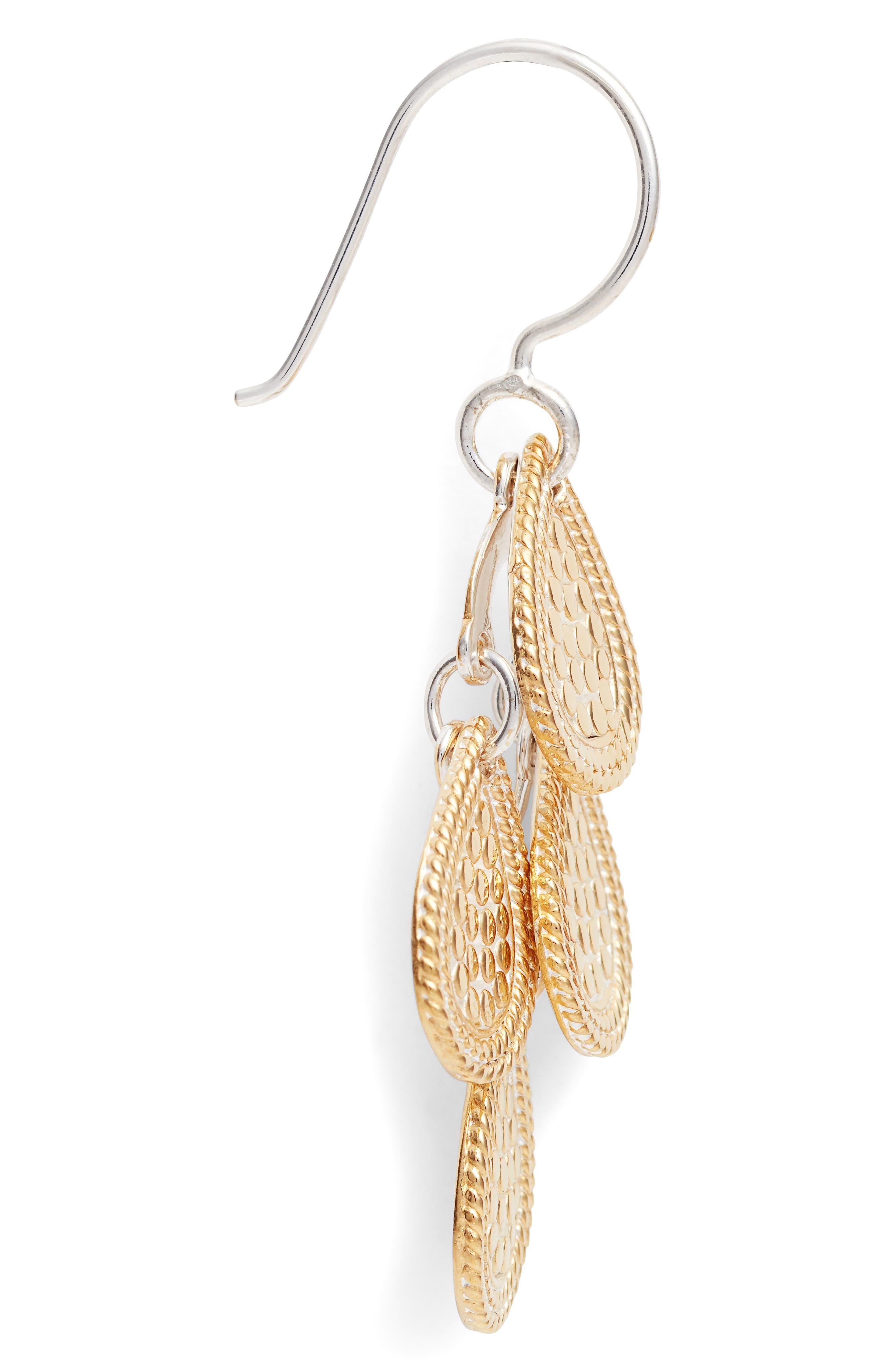 Alternate Image 4  - Anna Beck 'Gili' Chandelier Earrings