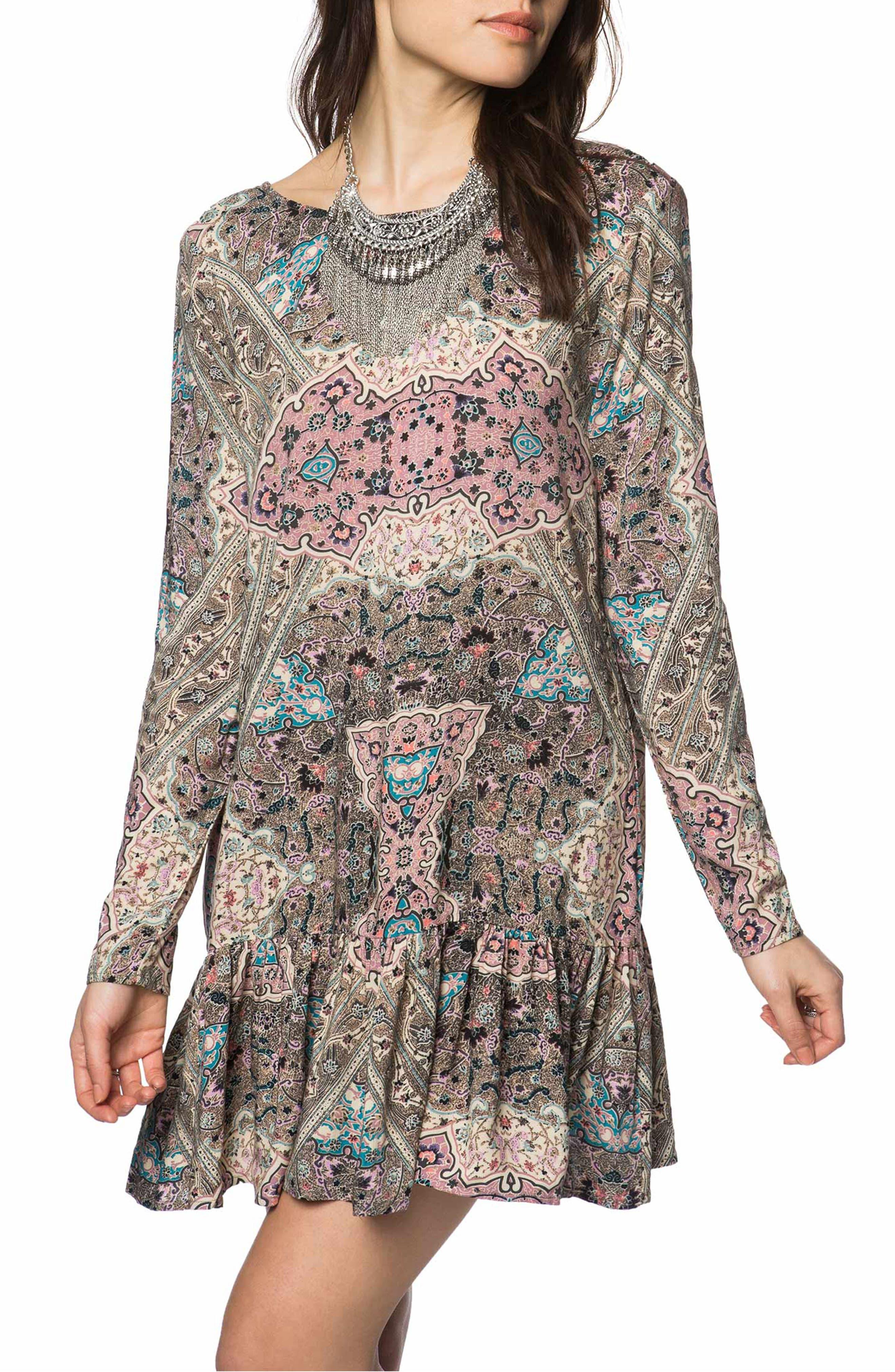 Main Image - O'Neill Lou Woven Dress