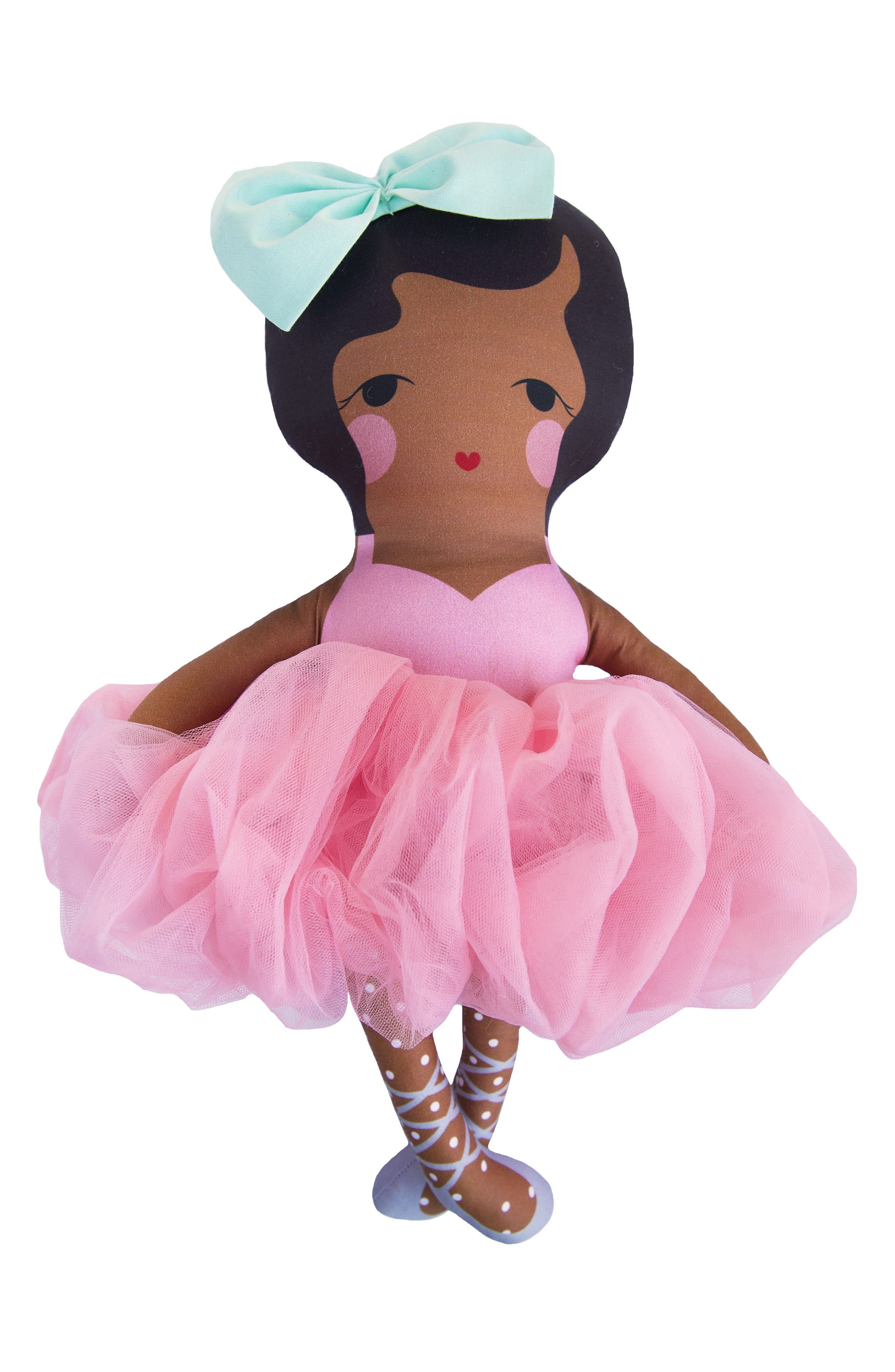 Candy Kirby Designs Quincy Ballerina Doll