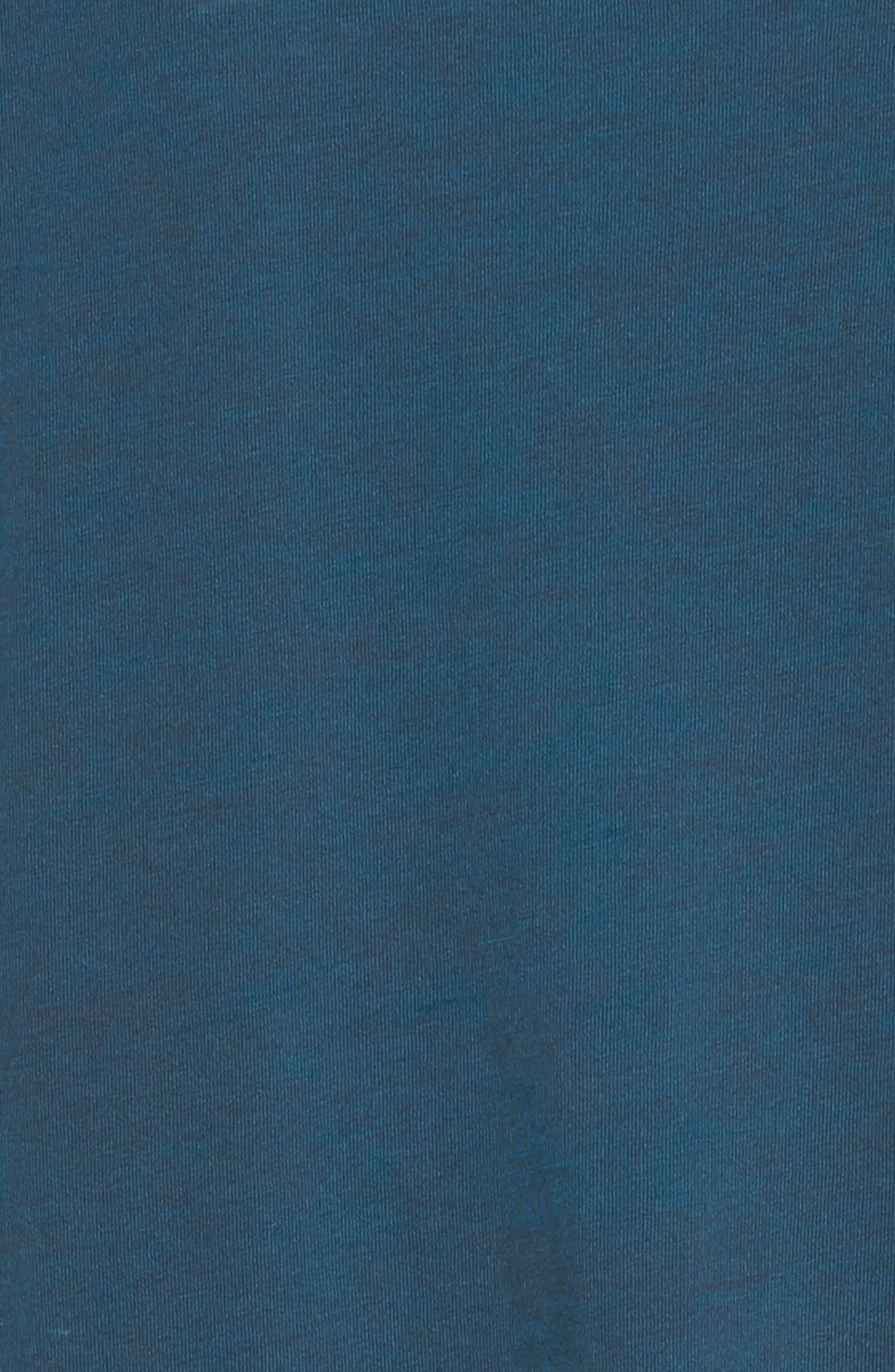 Fragment Tee,                             Alternate thumbnail 5, color,                             Legion Blue