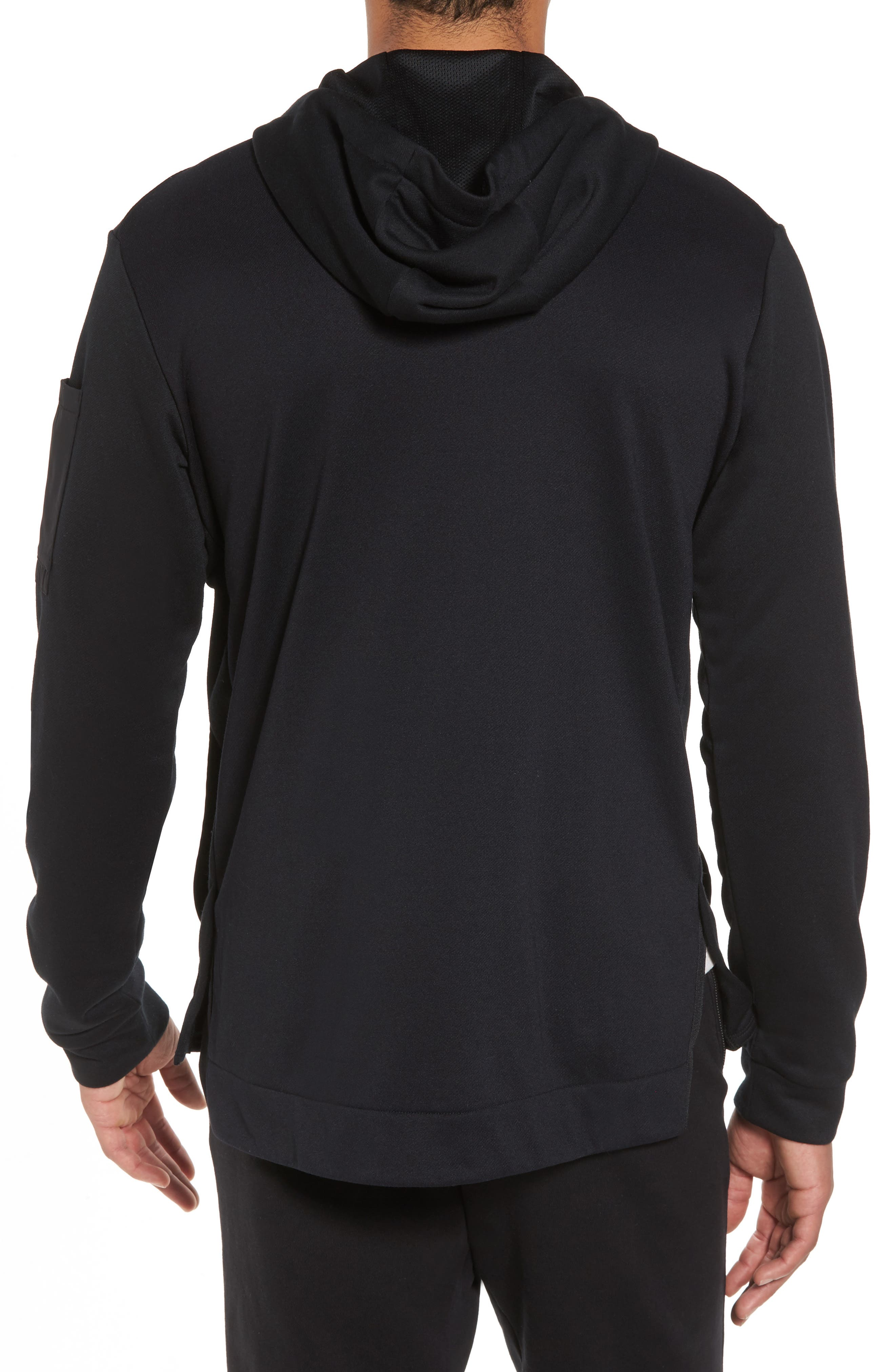Alternate Image 2  - Nike Training Dry PX Zip Hoodie