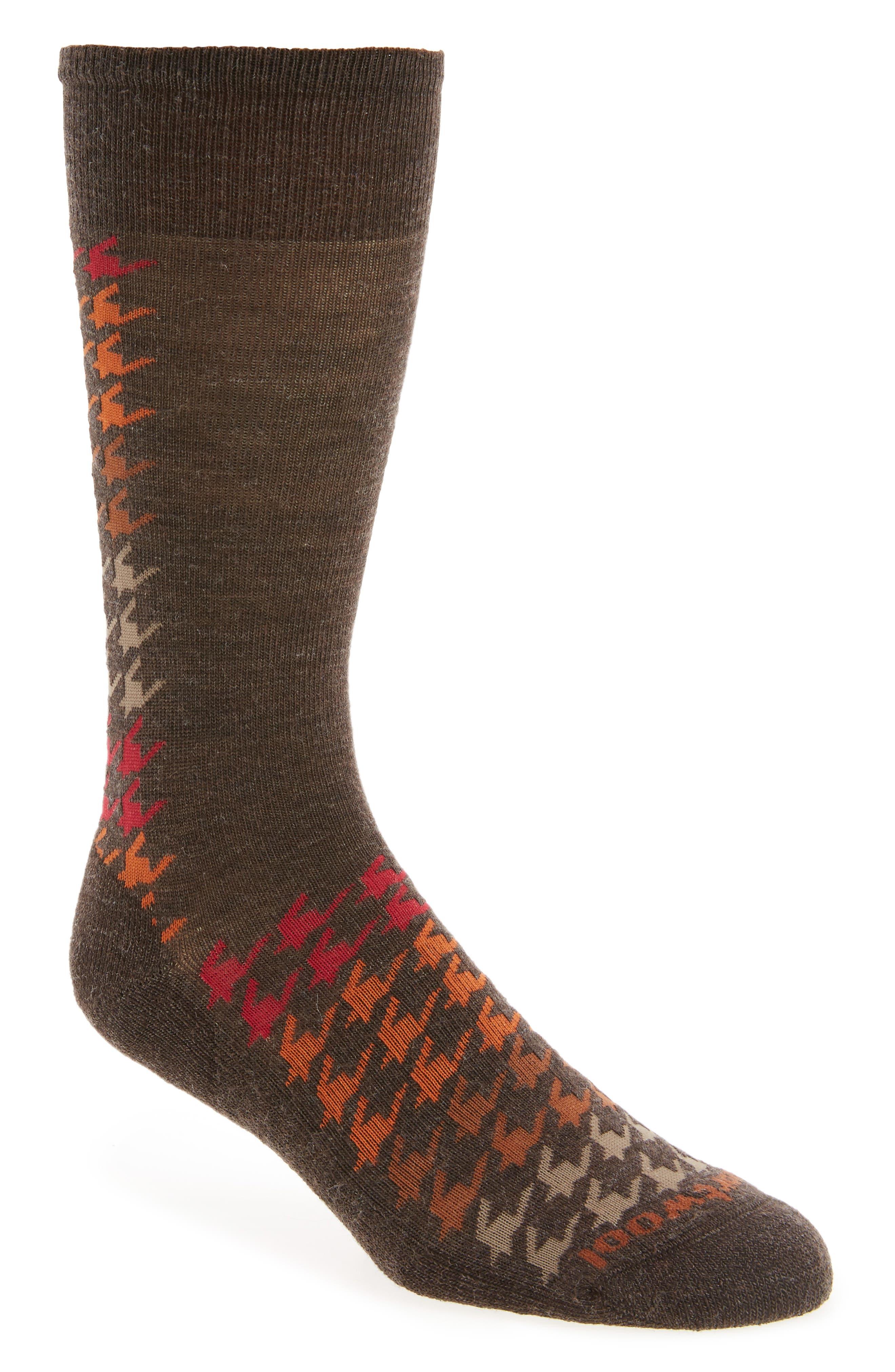 Smartwool Houndstooth Socks