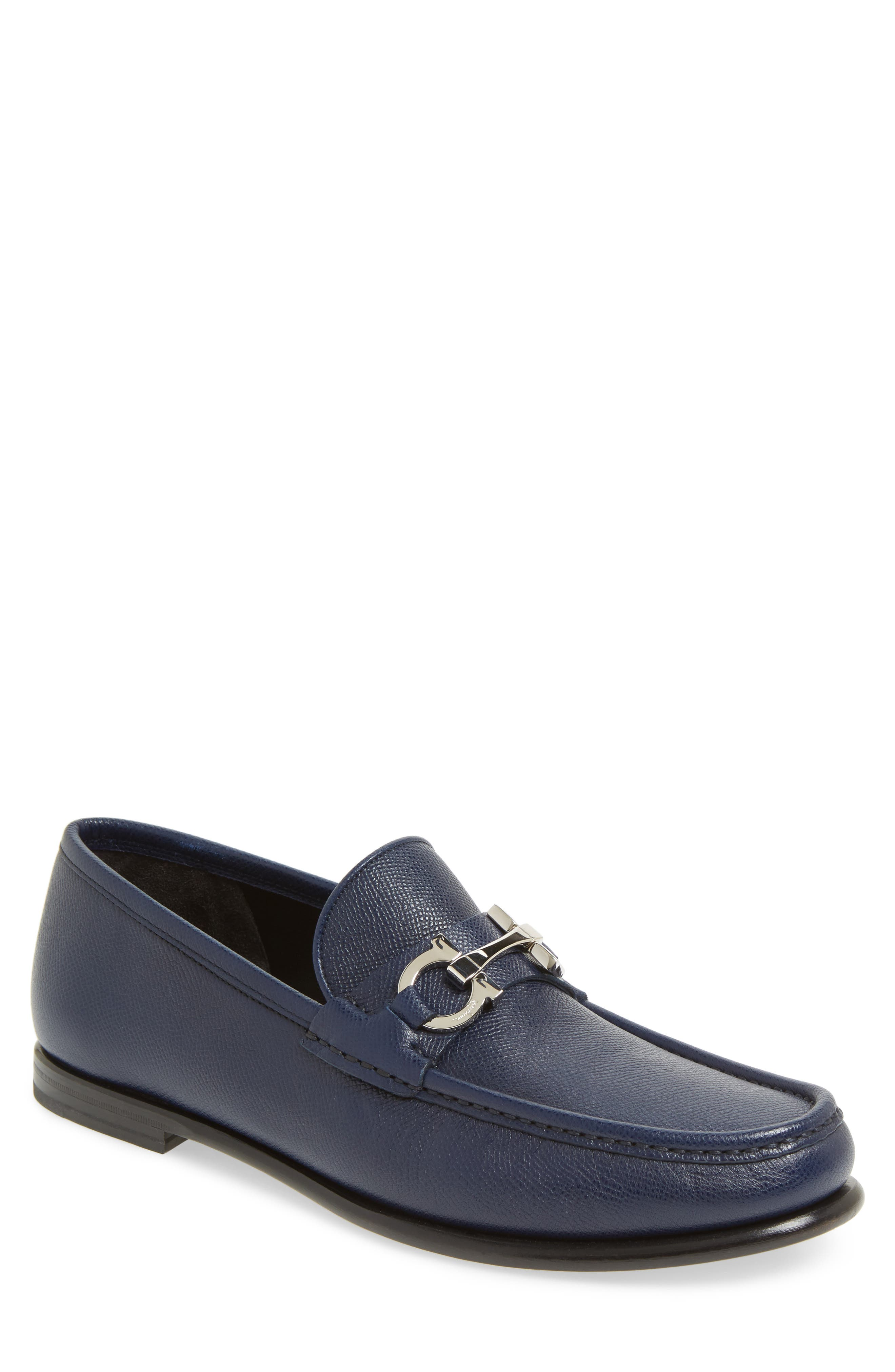 Crown Bit Loafers - Brown Salvatore Ferragamo JC26pXG
