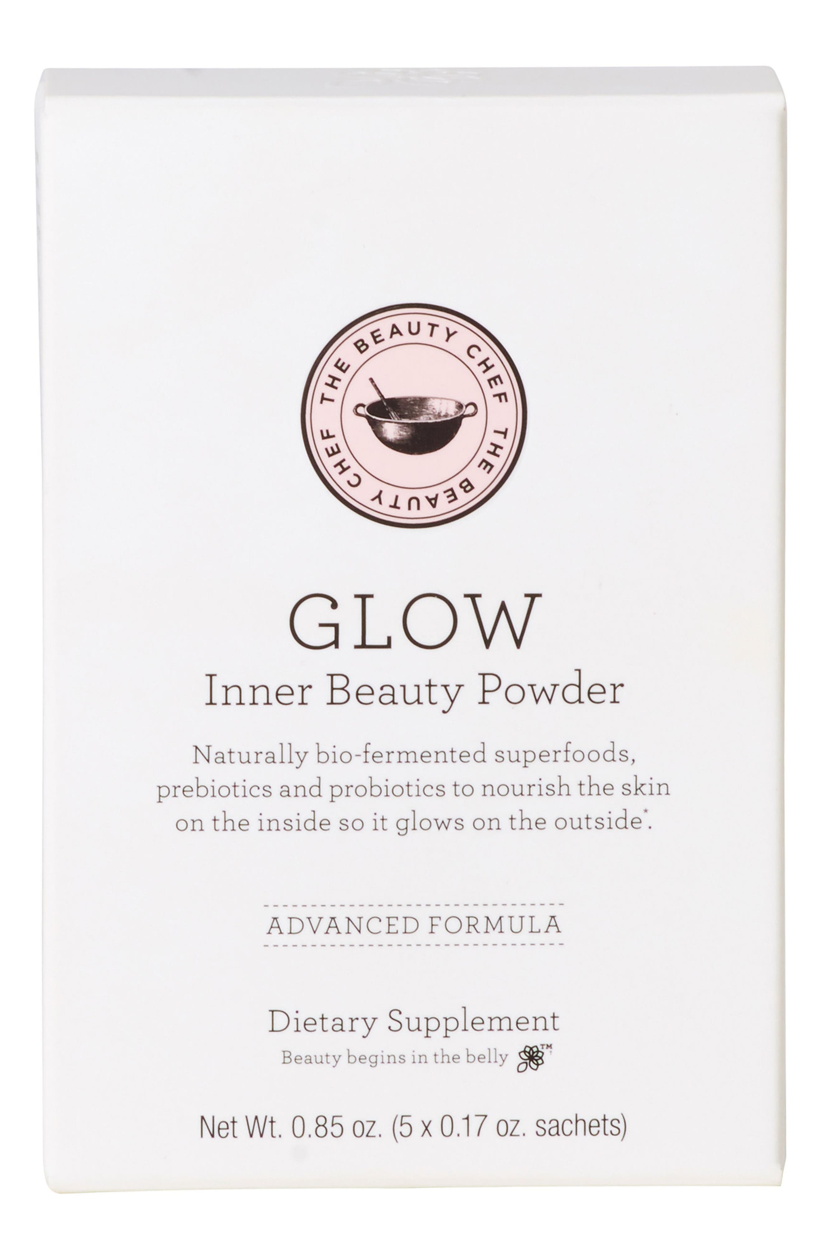 Alternate Image 2  - The Beauty Chef Glow Inner Beauty Powder Sachets