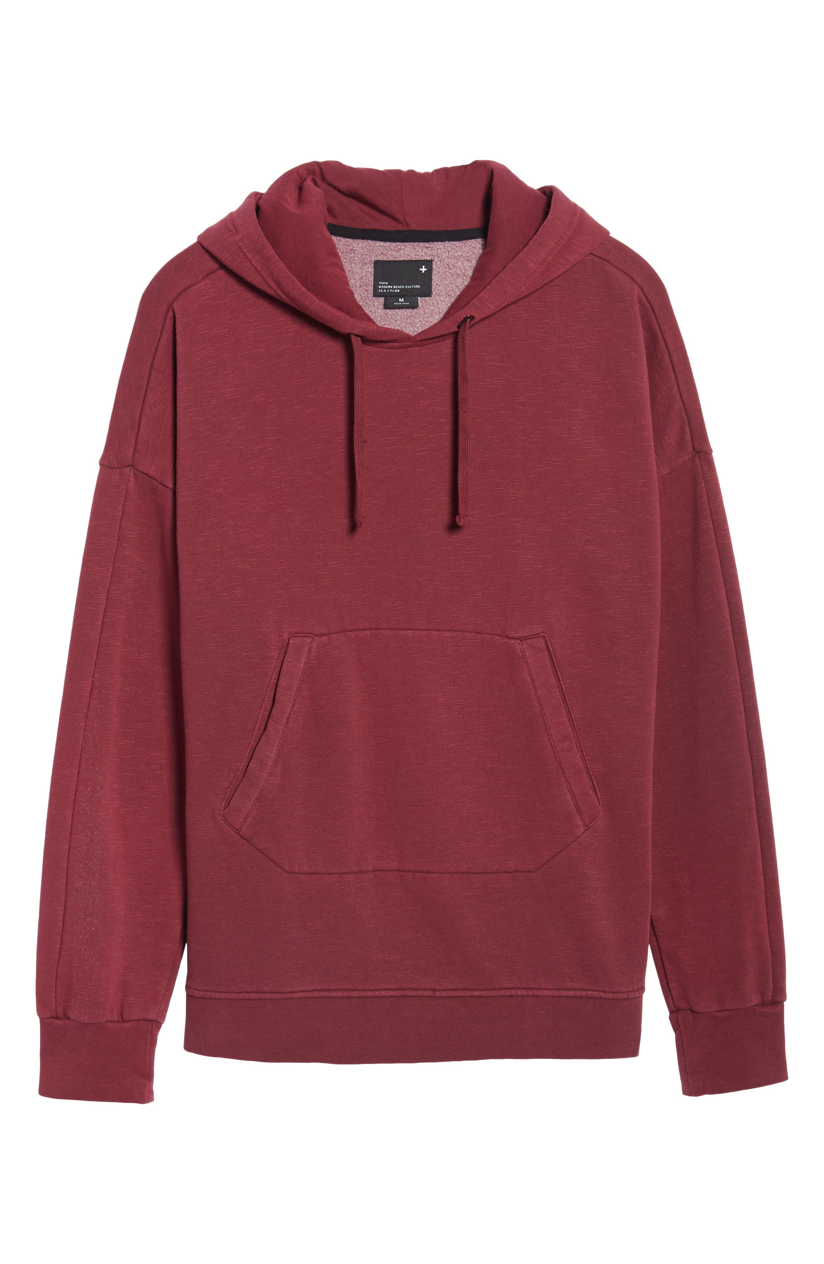 Alternate Image 6  - TAVIK Turf Hooded Sweatshirt