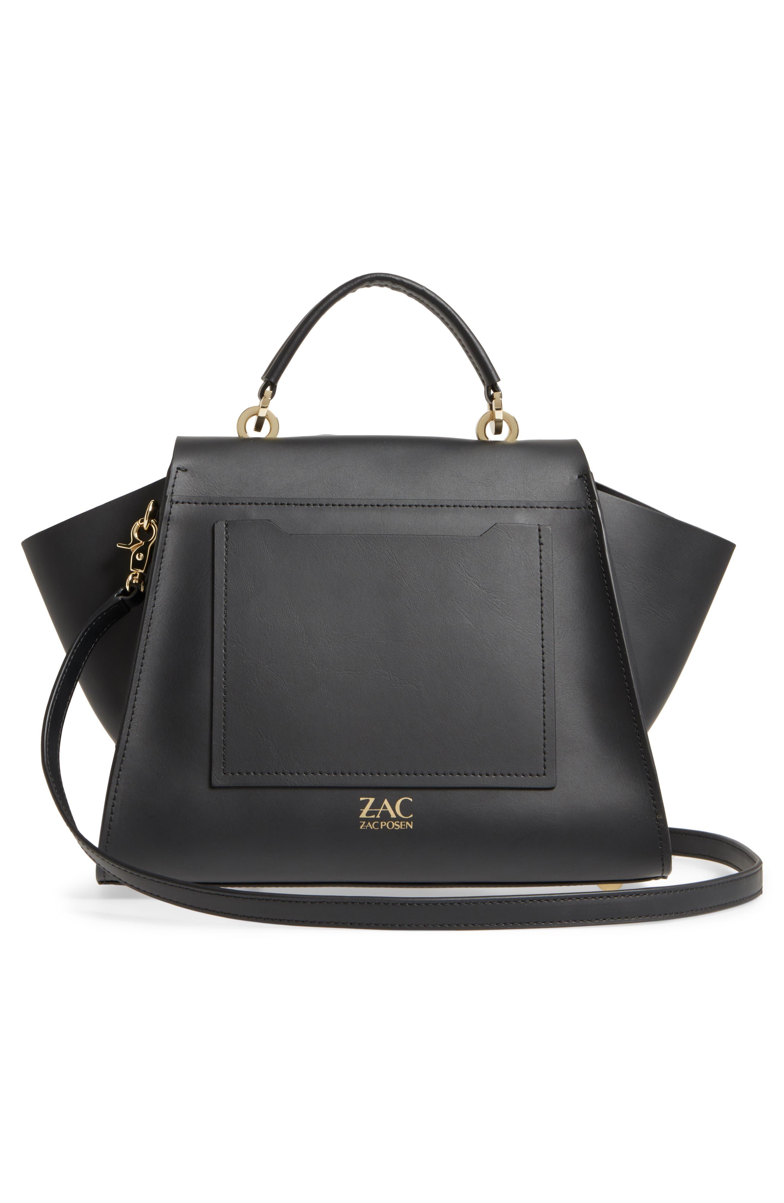 Alternate Image 3  - ZAC Zac Posen Eartha Iconic Calfskin Leather Top Handle Satchel