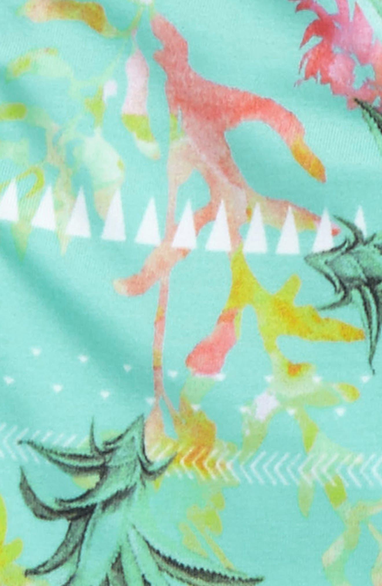 Palma Two-Piece Swimsuit,                             Alternate thumbnail 2, color,                             Pina Colada