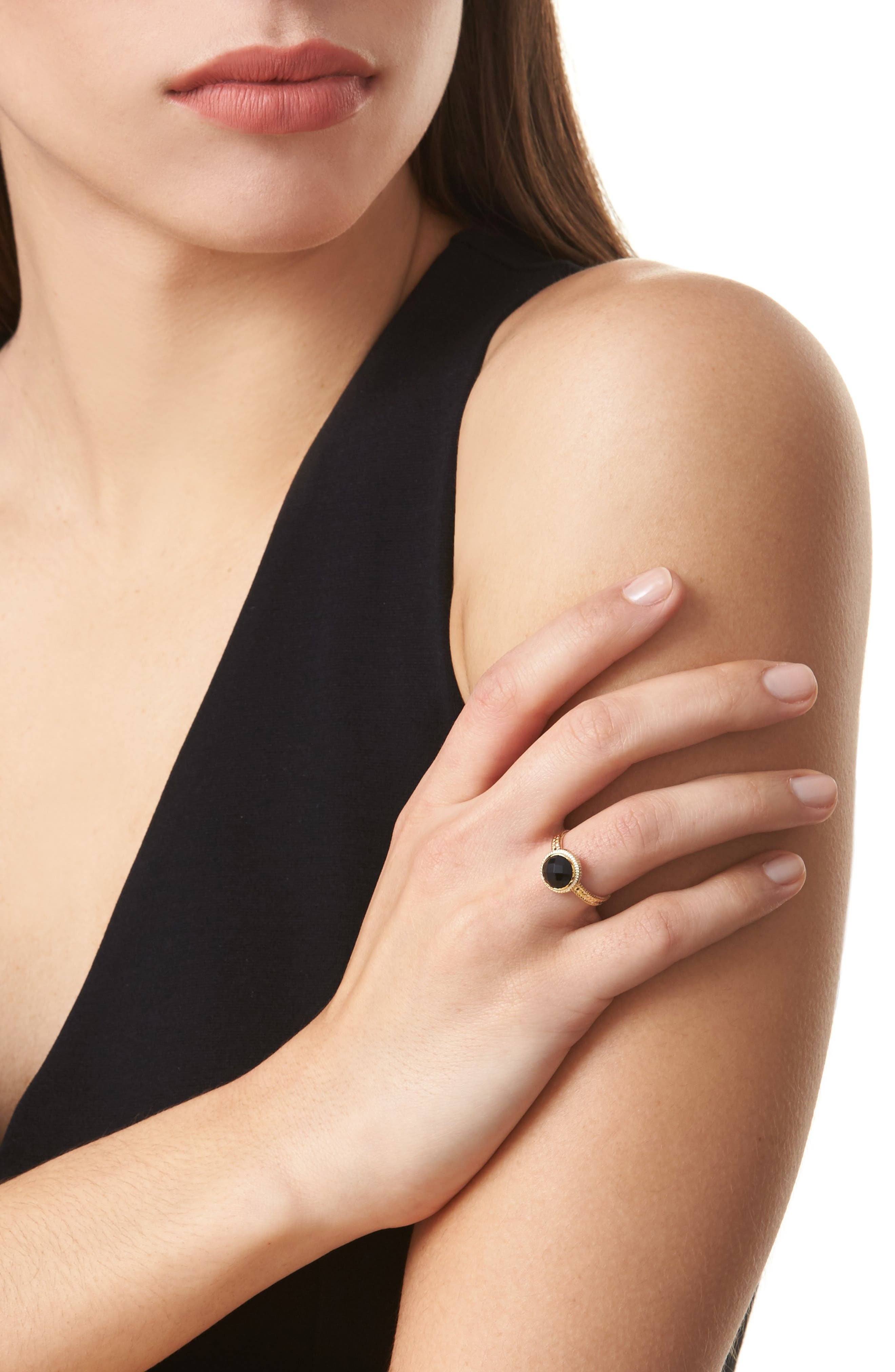 Alternate Image 2  - Anna Beck Semiprecious Stone Ring
