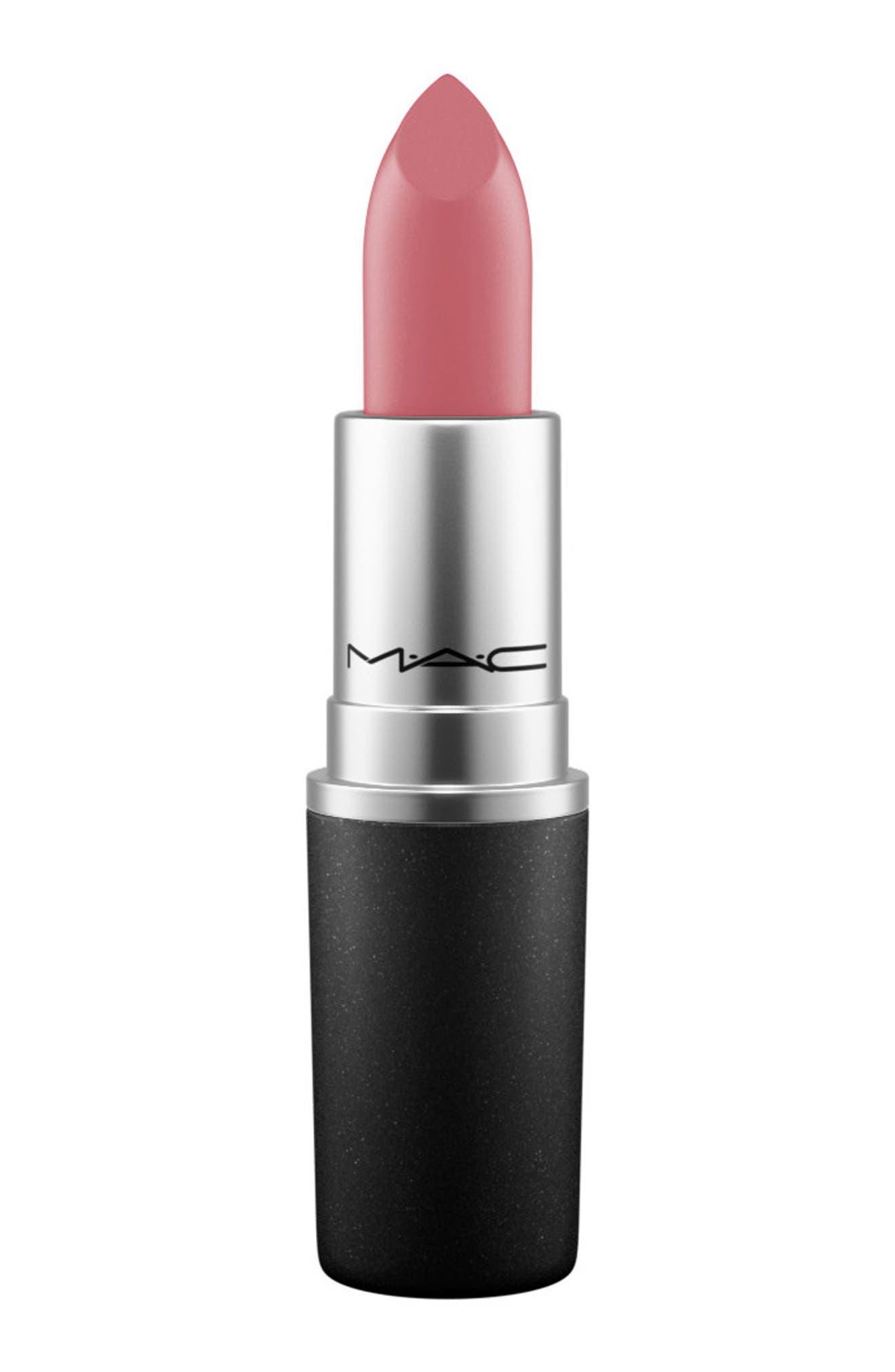 MAC Pink Lipstick,                         Main,                         color, Mehr (M)