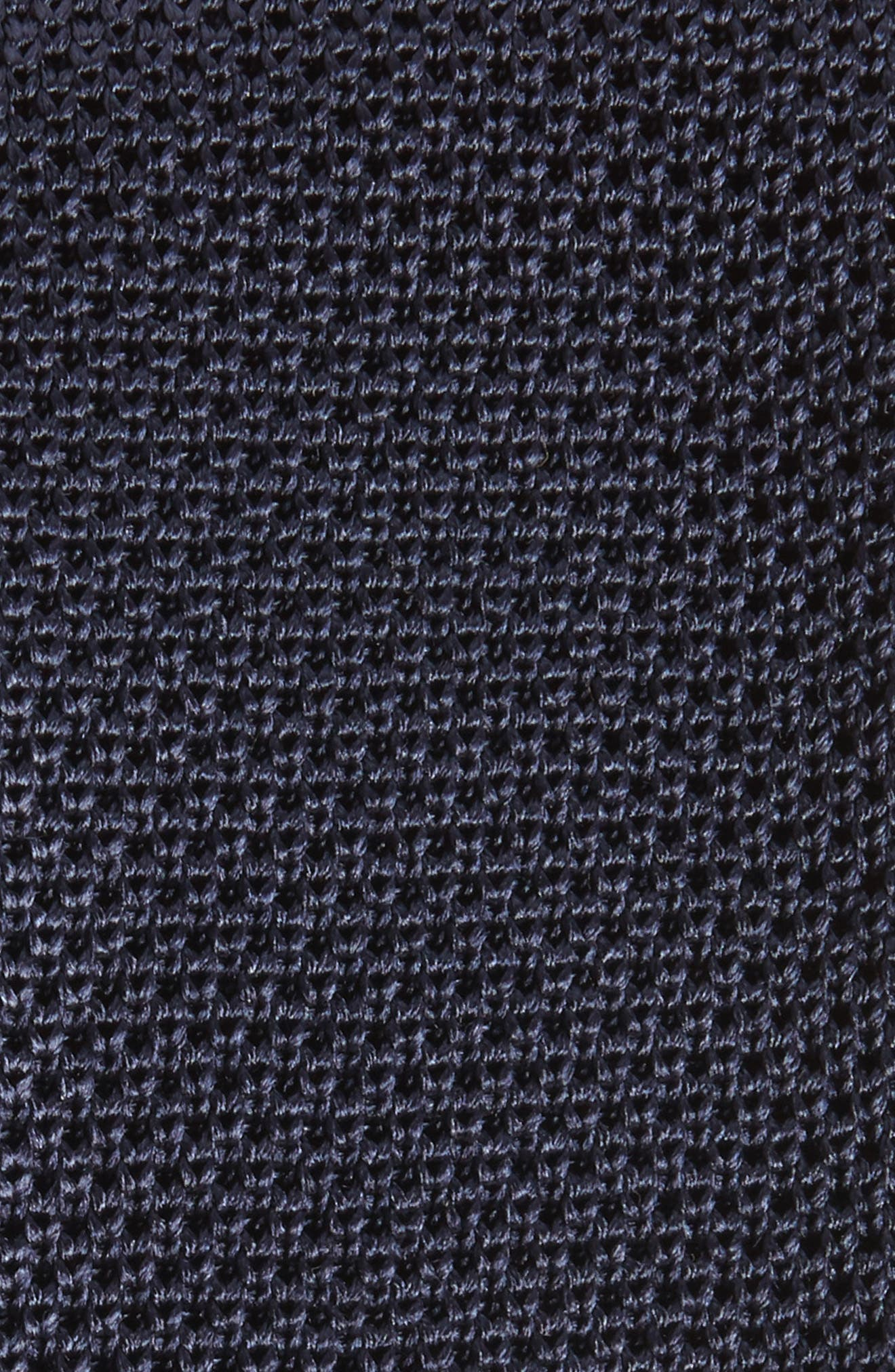 Alternate Image 2  - Ted Baker London Birdseye Knit Silk Skinny Tie