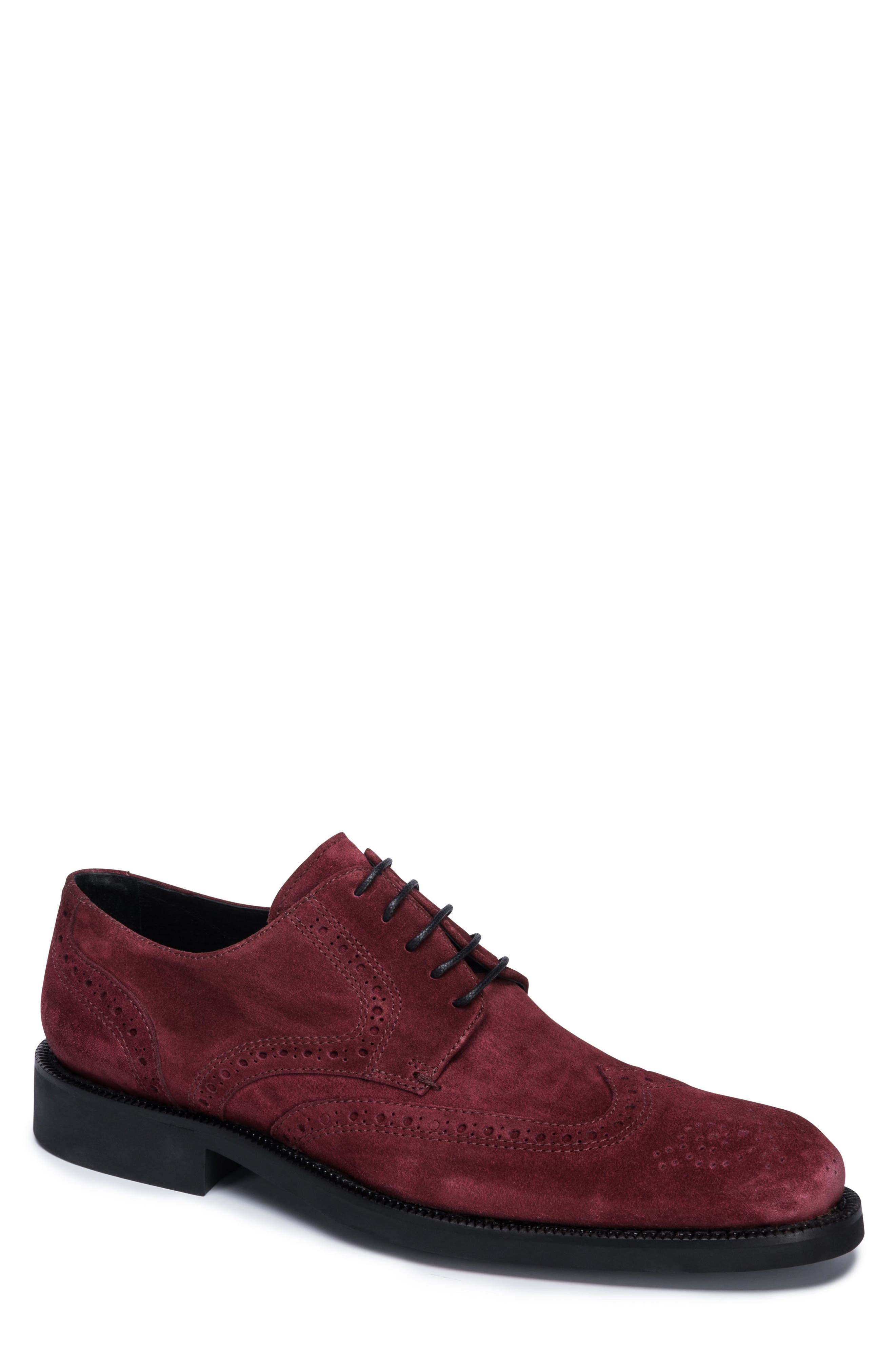 Bugatchi 'Siena' Wingtip Oxford (Men)