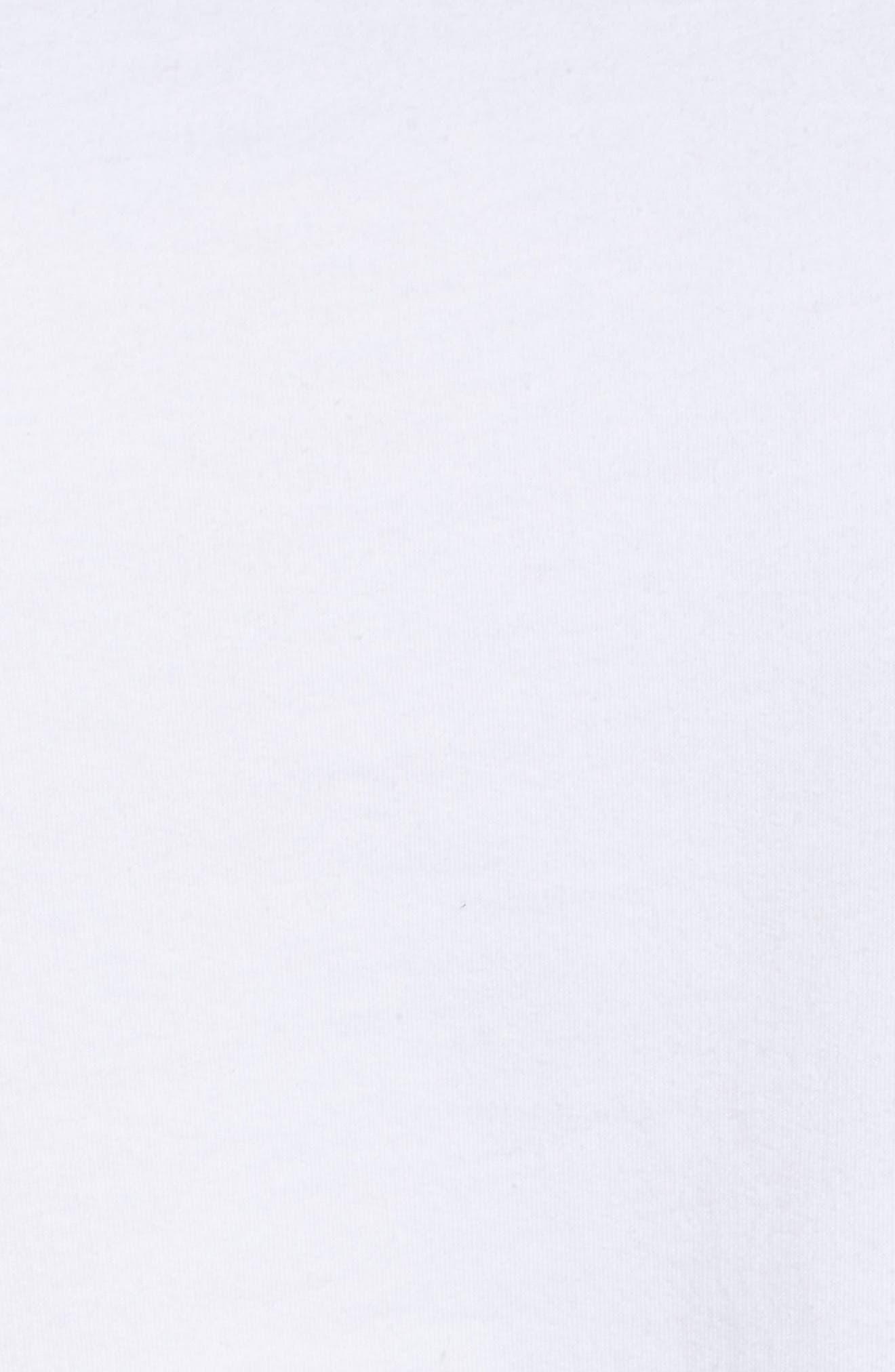 Alternate Image 6  - LOVE+GRACE Lordes Fuzzy Fleece Sweatshirt