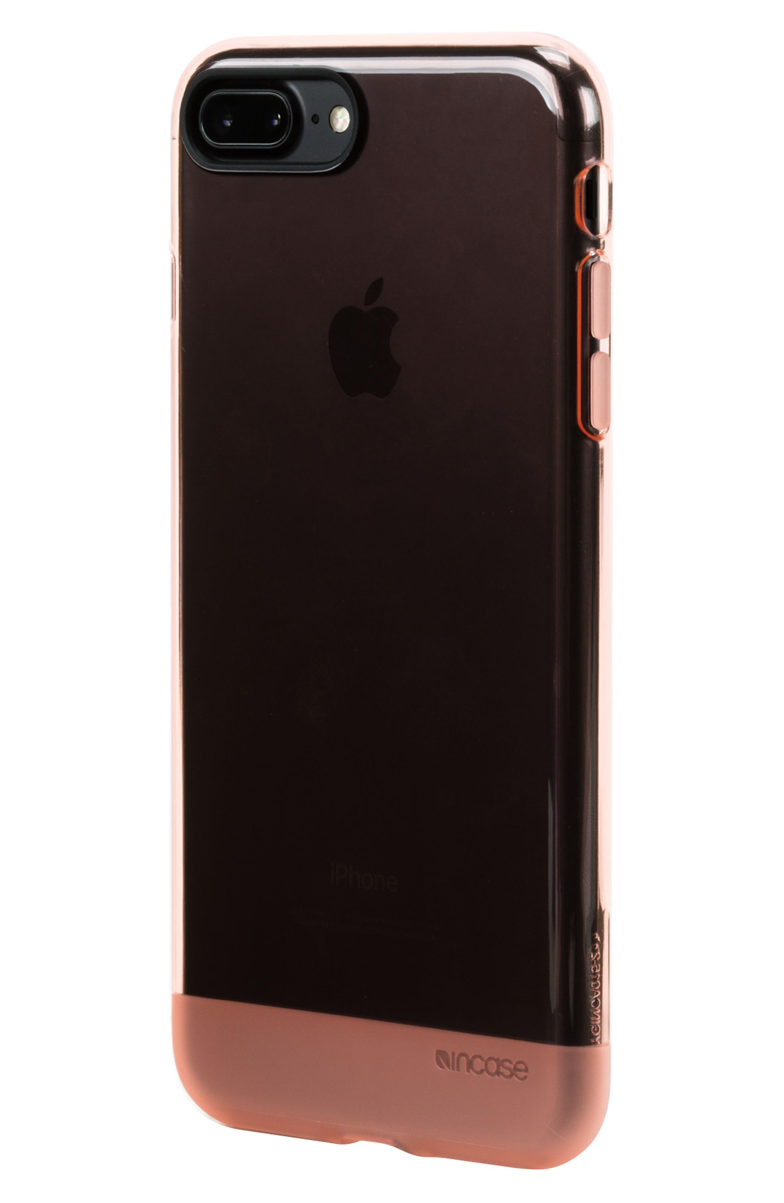 Protective iPhone 7 Plus/8 Plus Case,                             Alternate thumbnail 2, color,                             Rose Quartz