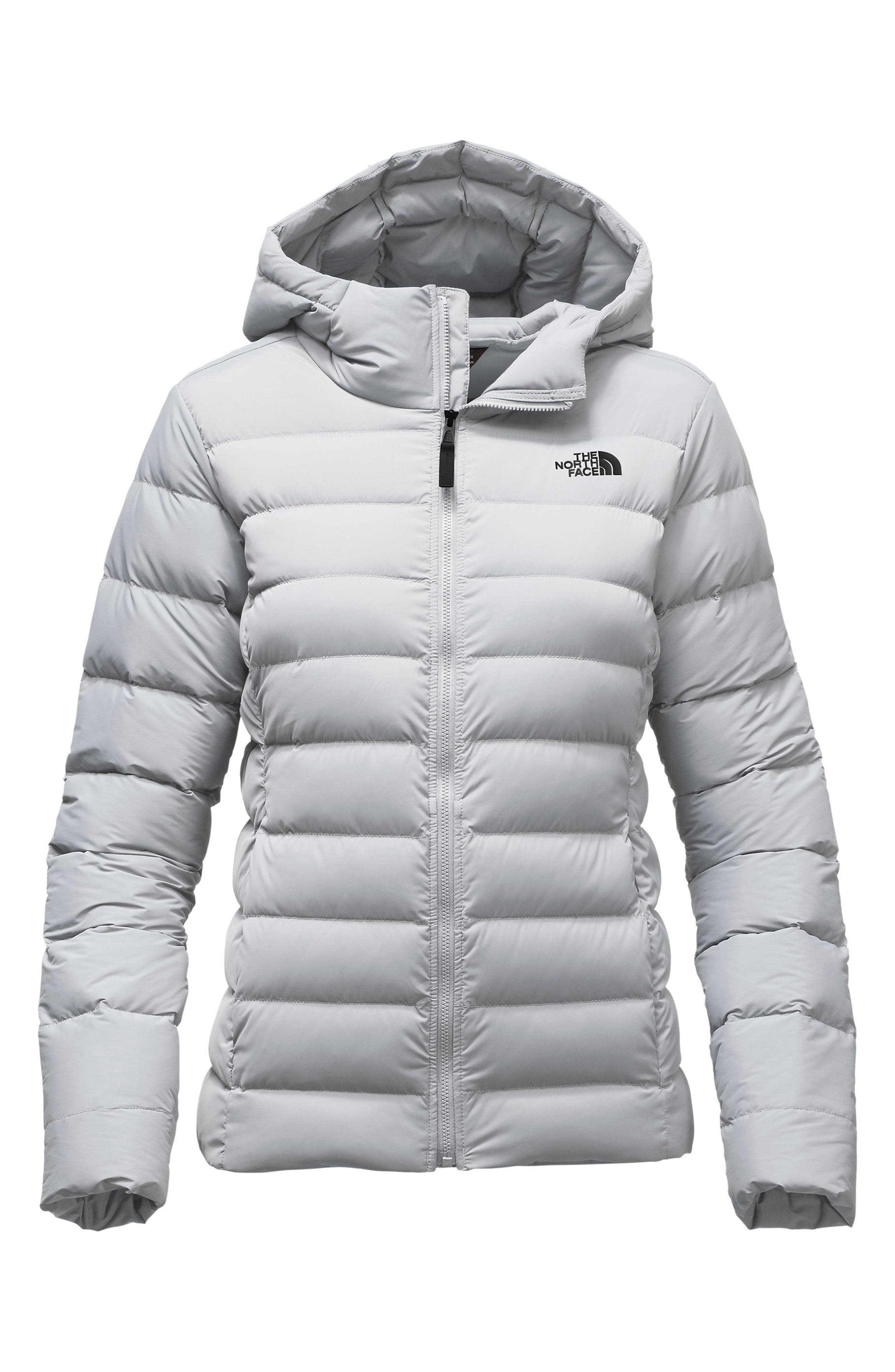 The North Face W Hooded Stretch Down Jacket