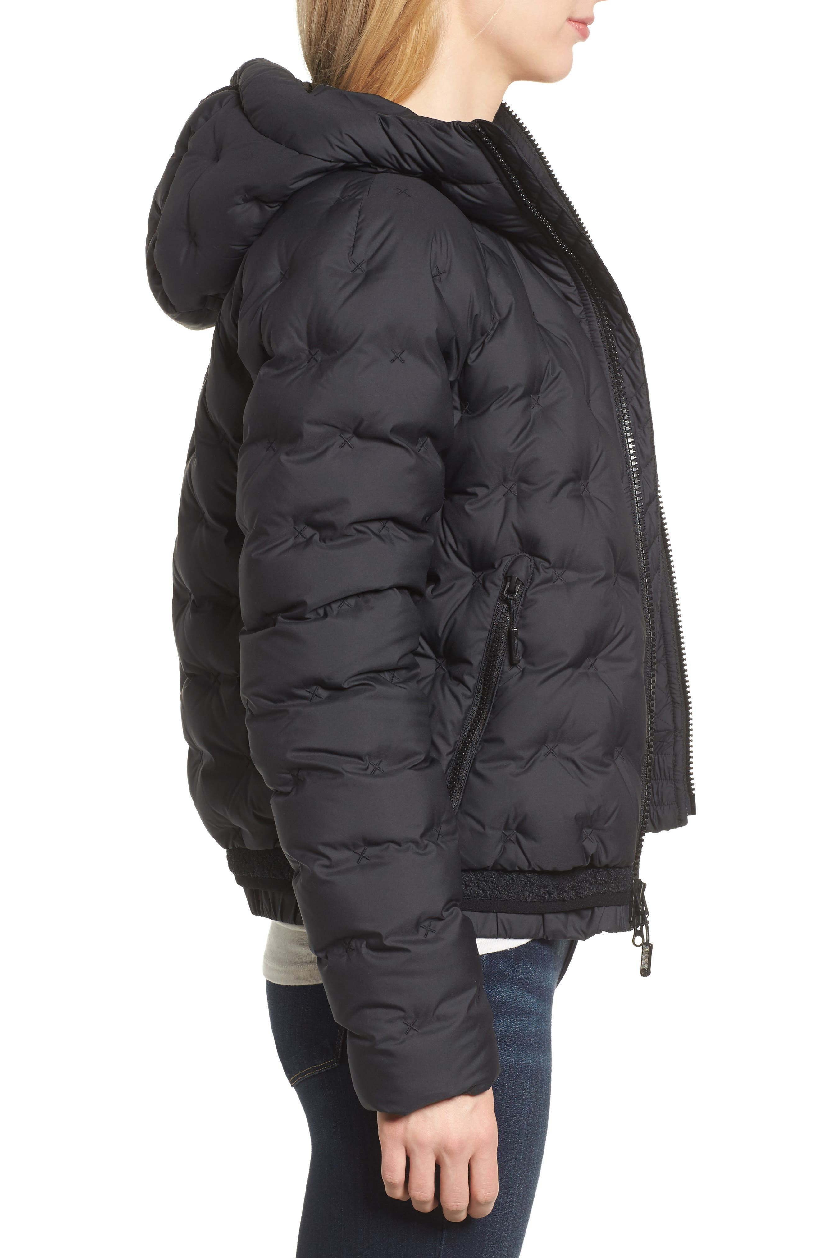 Alternate Image 3  - The North Face Cryos 800-Fill-Power Down Bomber Jacket