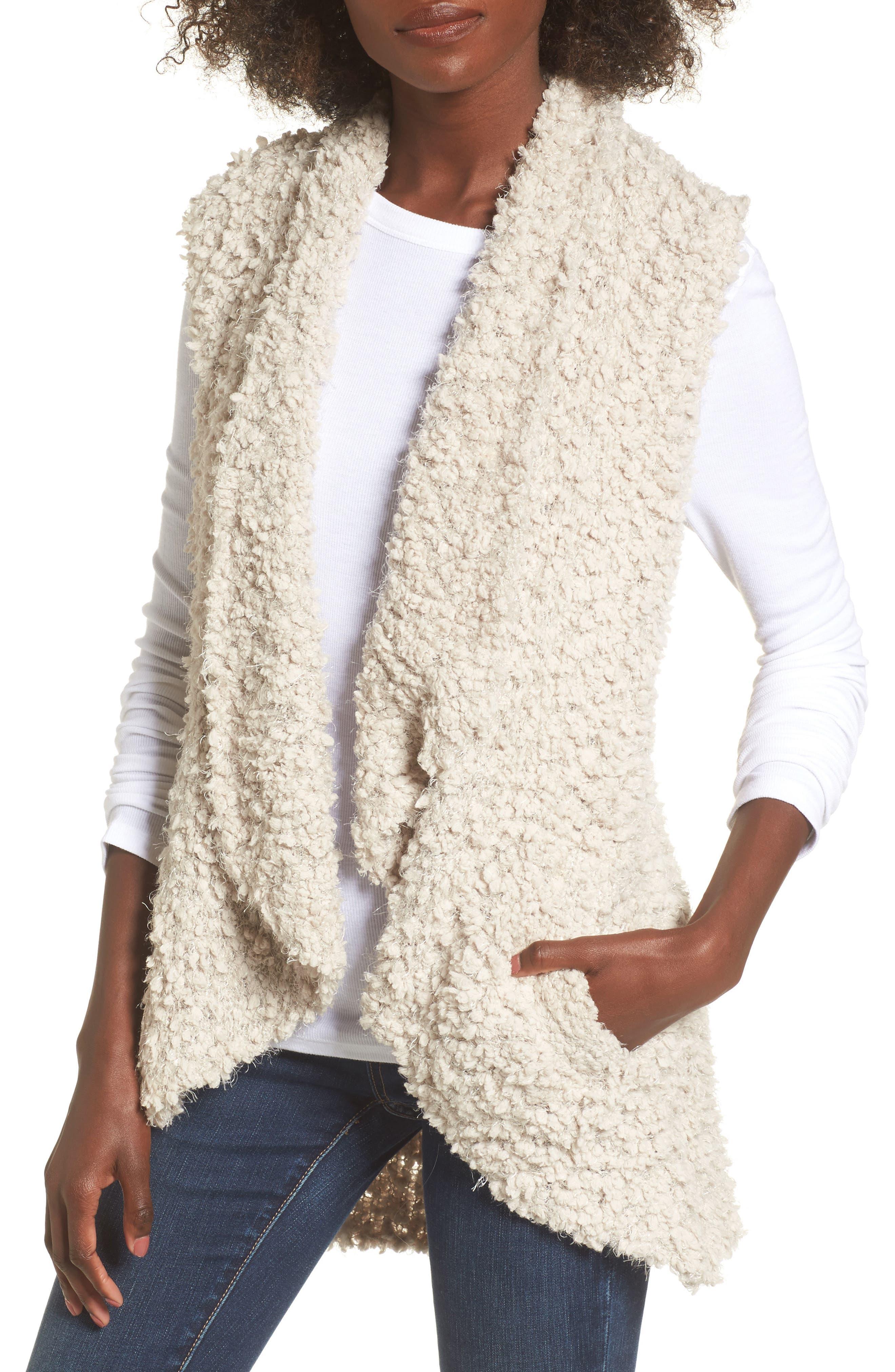 Coffee Shop Whubby Sweater Vest
