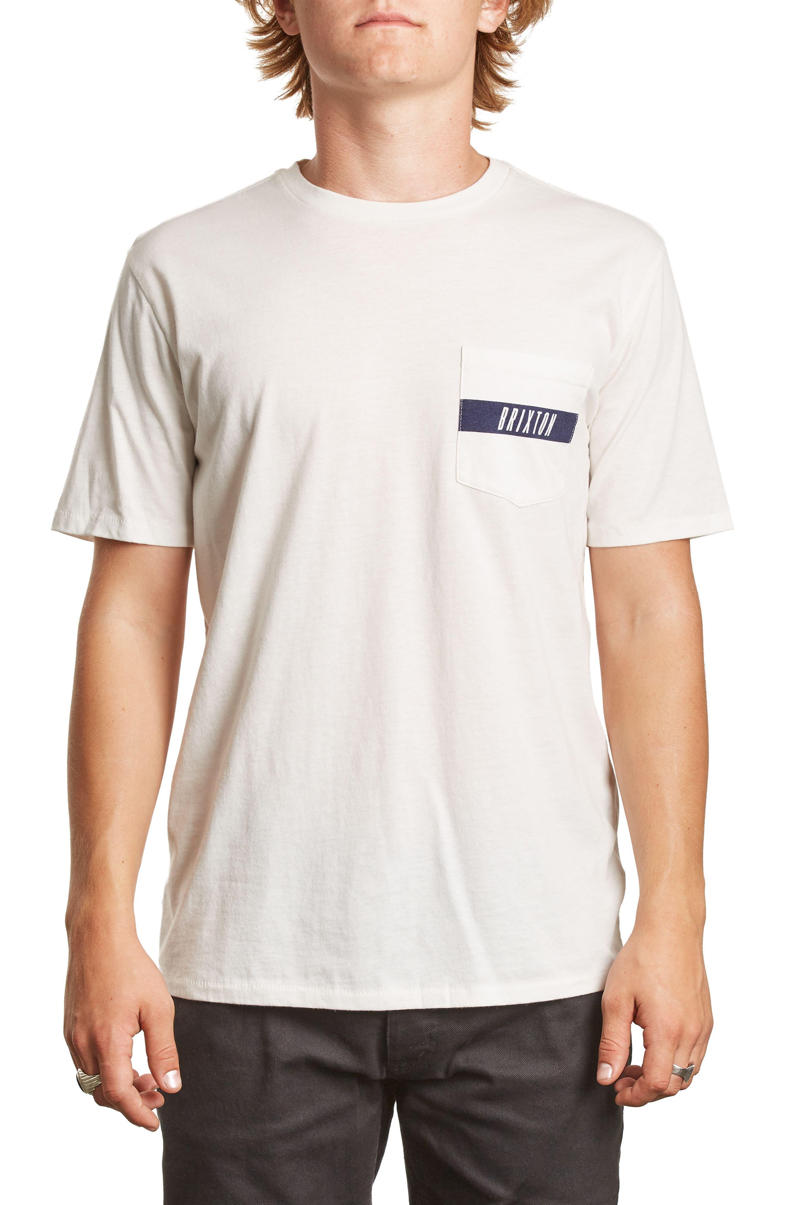 Brixton Tract Pocket T-Shirt