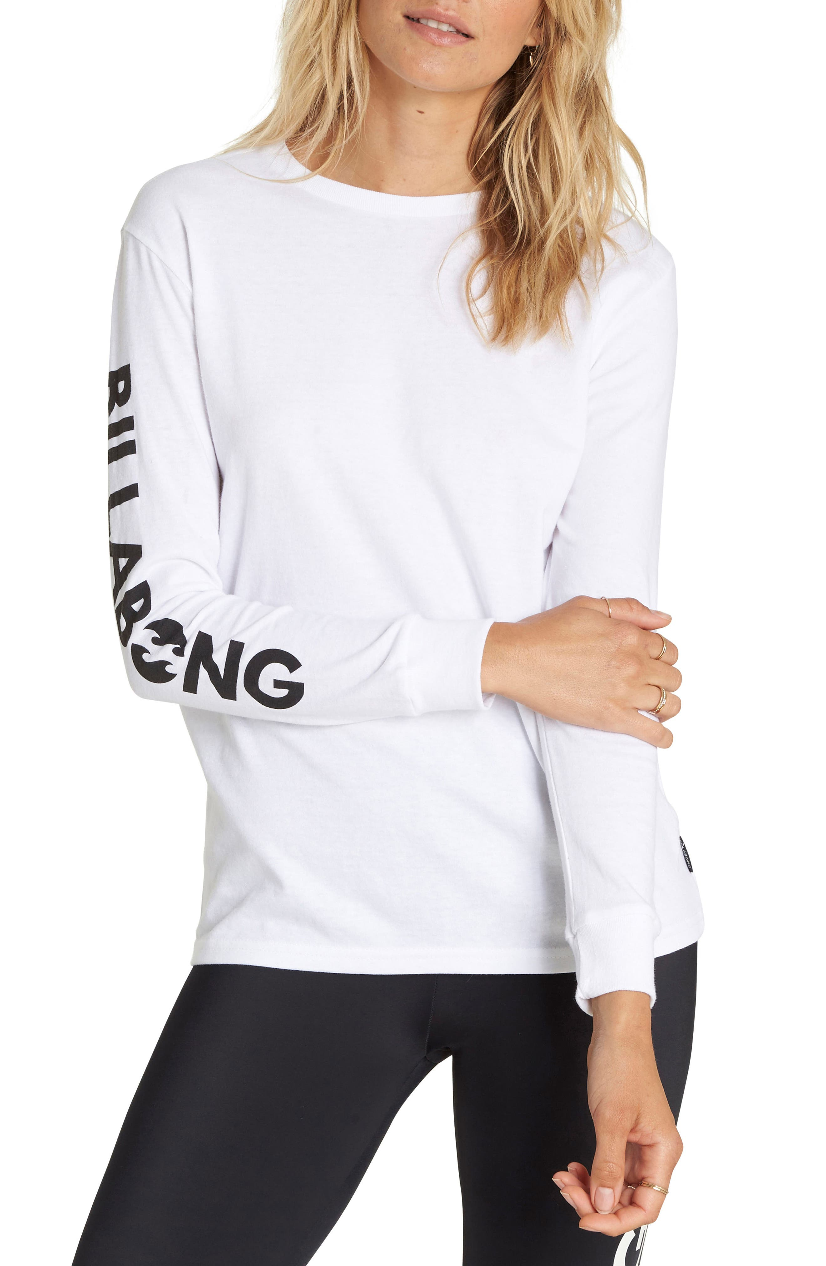 Legacy Tee,                         Main,                         color, White