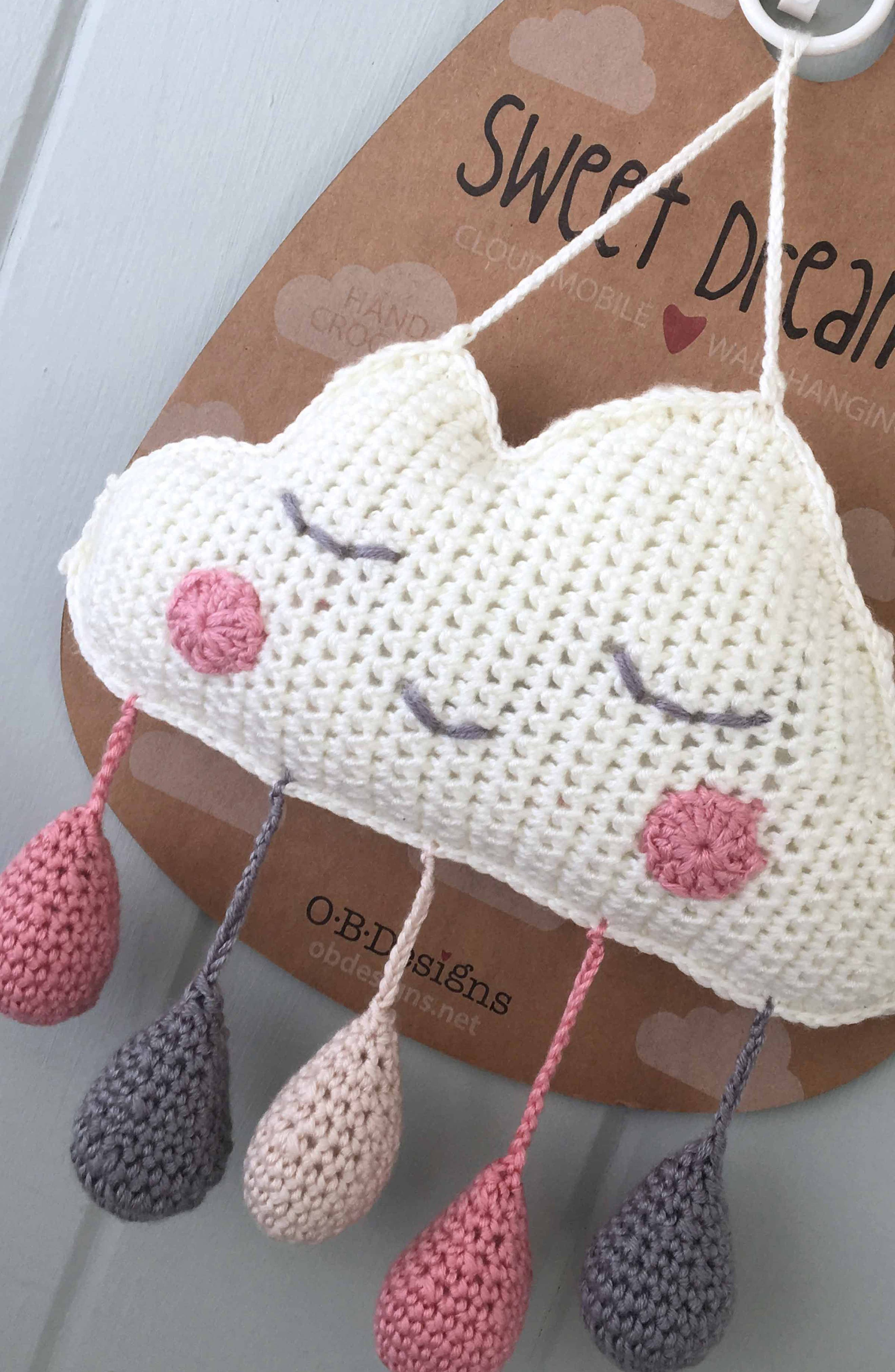 Cloud Mobile,                             Alternate thumbnail 6, color,                             Pink