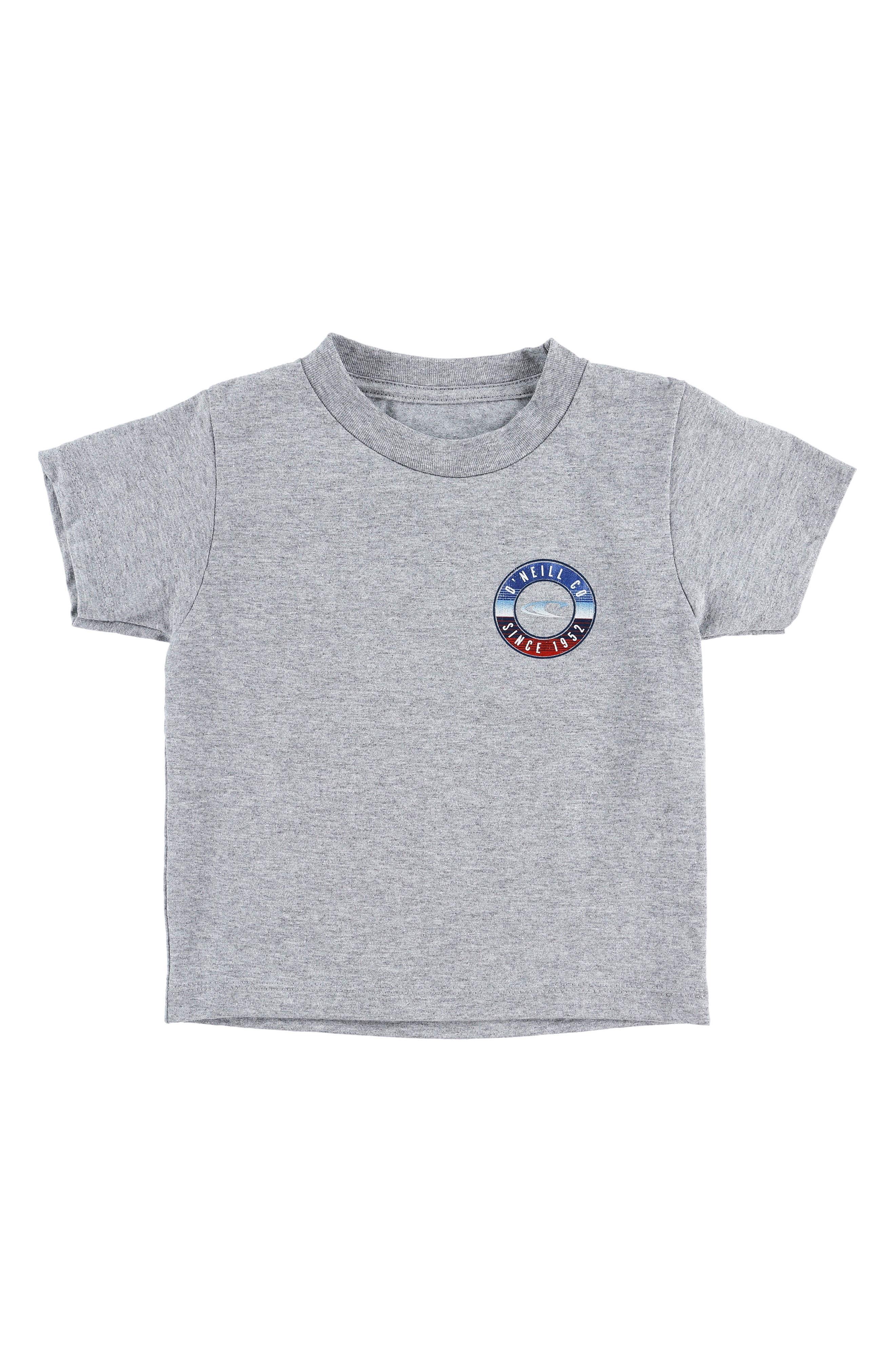 O'Neill Supply Graphic T-Shirt (Little Boys & Big Boys)