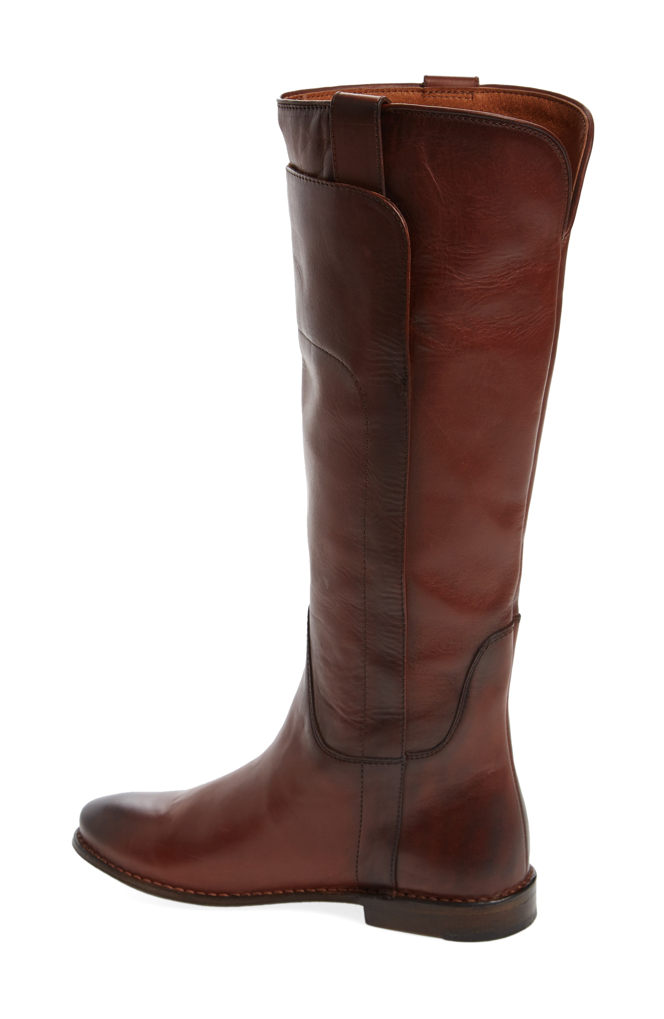 Alternate Image 2  - Frye Paige Tall Riding Boot (Women)