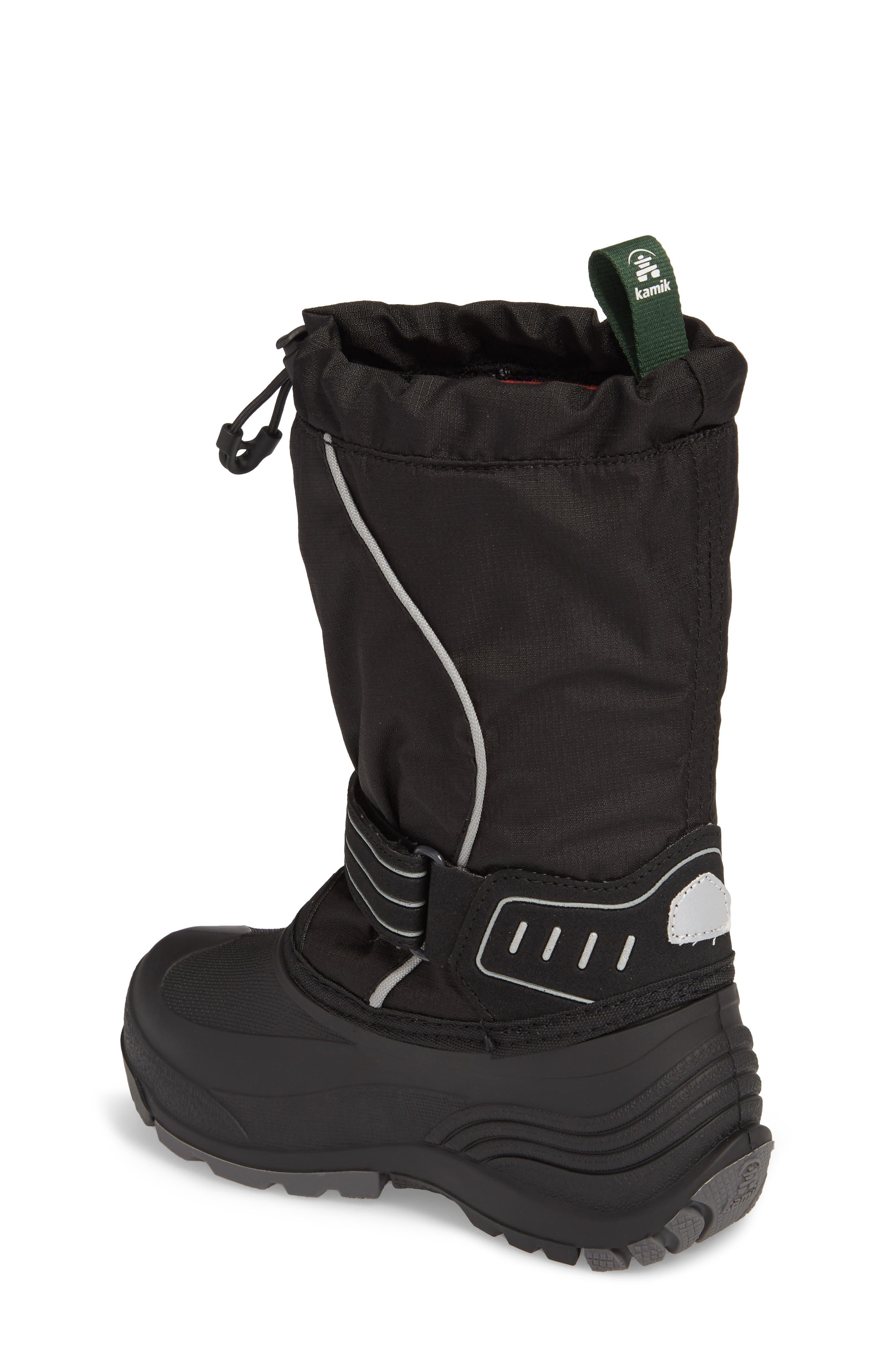 Alternate Image 2  - Kamik Snowcoast3 Waterproof Snow Boot (Toddler, Little Kid & Big Kid)
