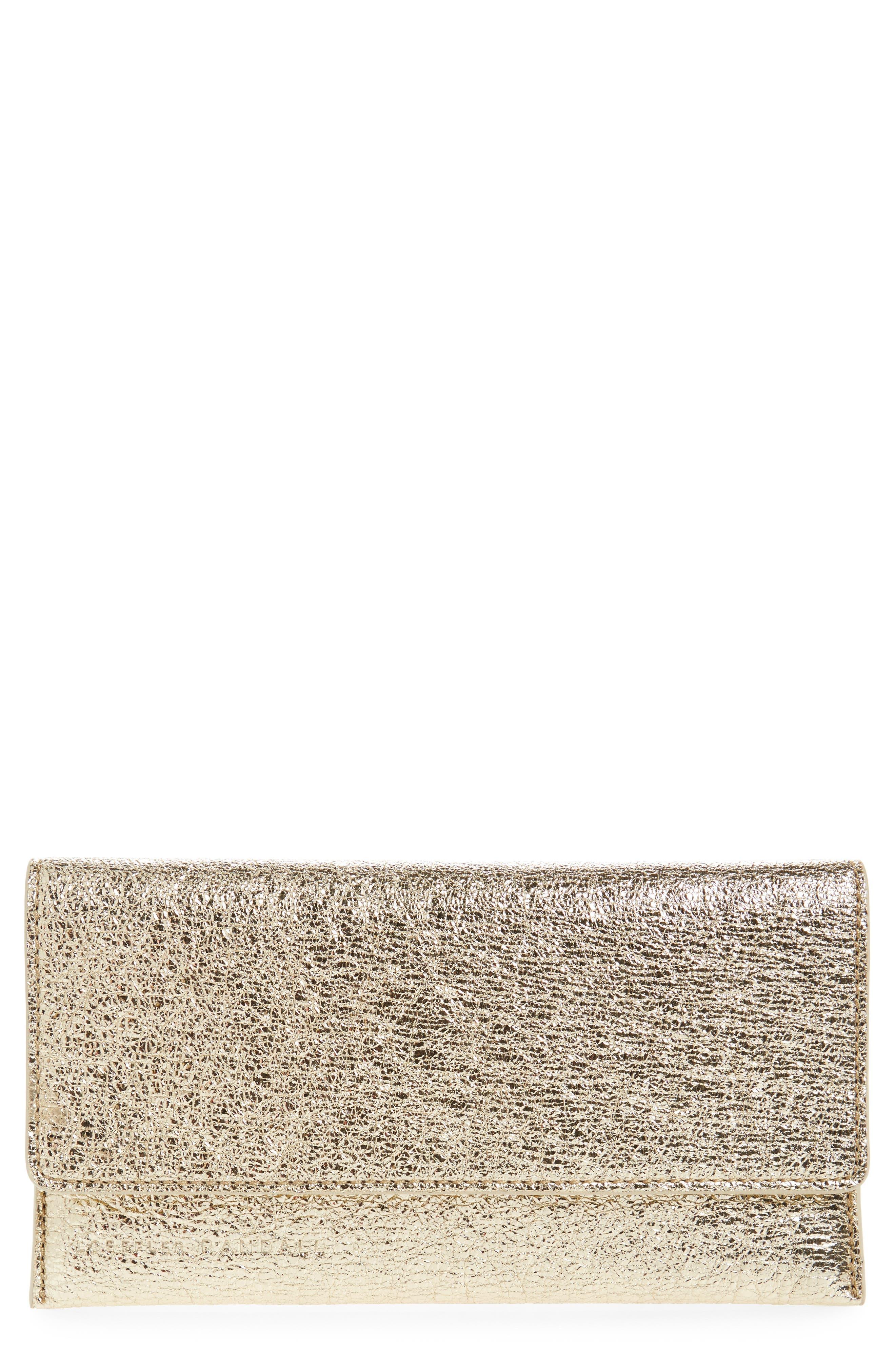 Alternate Image 1 Selected - Loeffler Randall Everything Leather Wallet