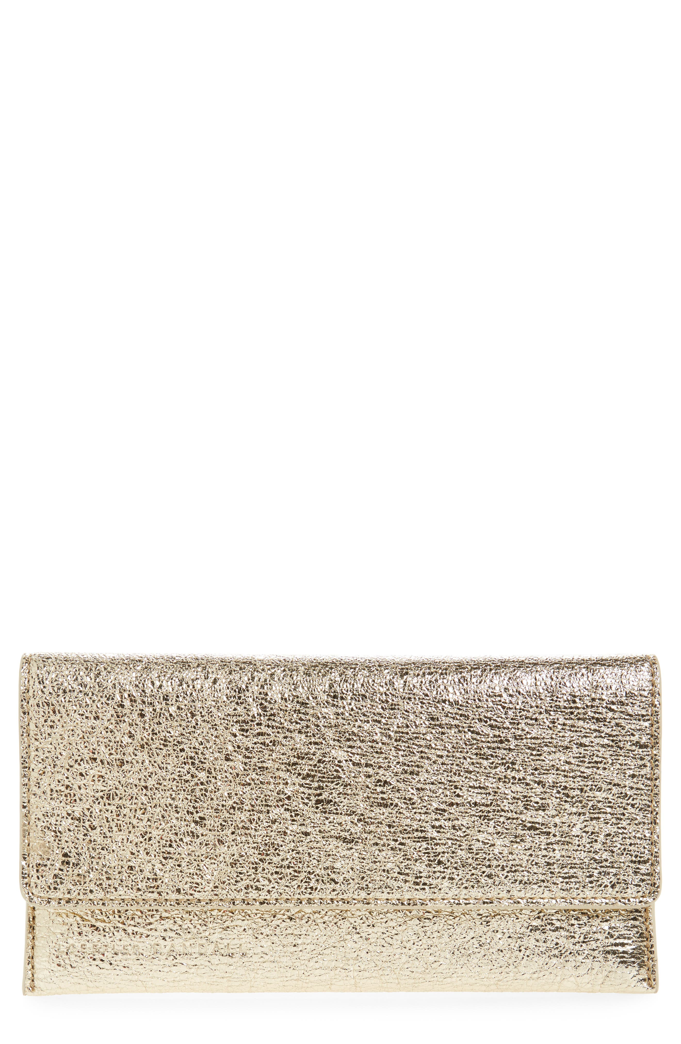 Loeffler Randall Everything Leather Wallet