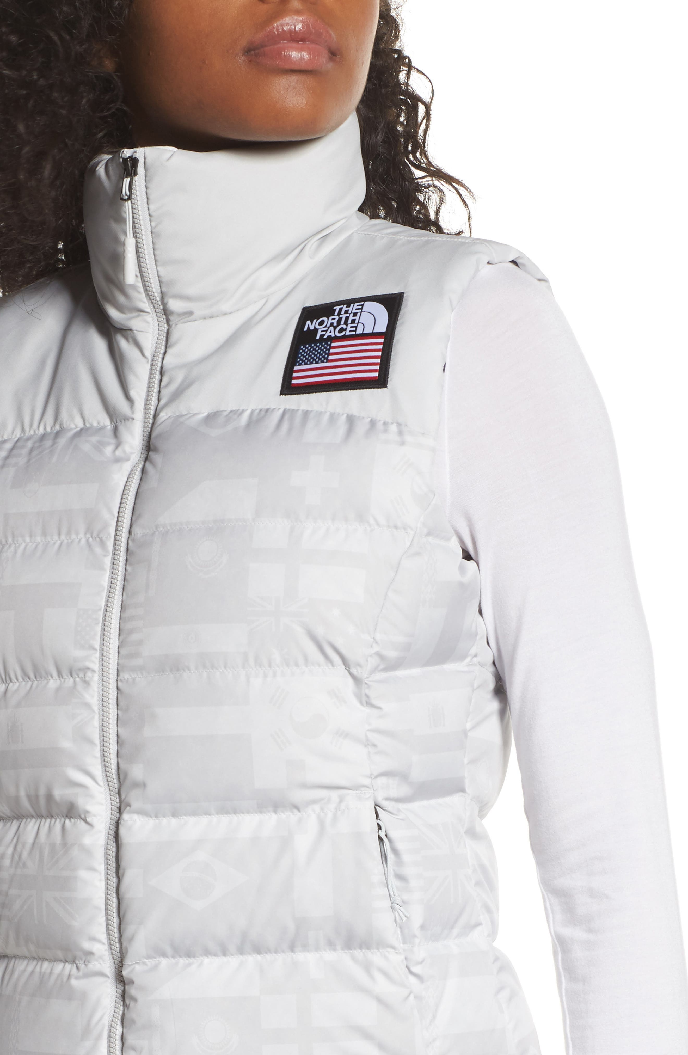Alternate Image 4  - The North Face International Collection Nuptse 700-Fill Power Down Puffer Vest