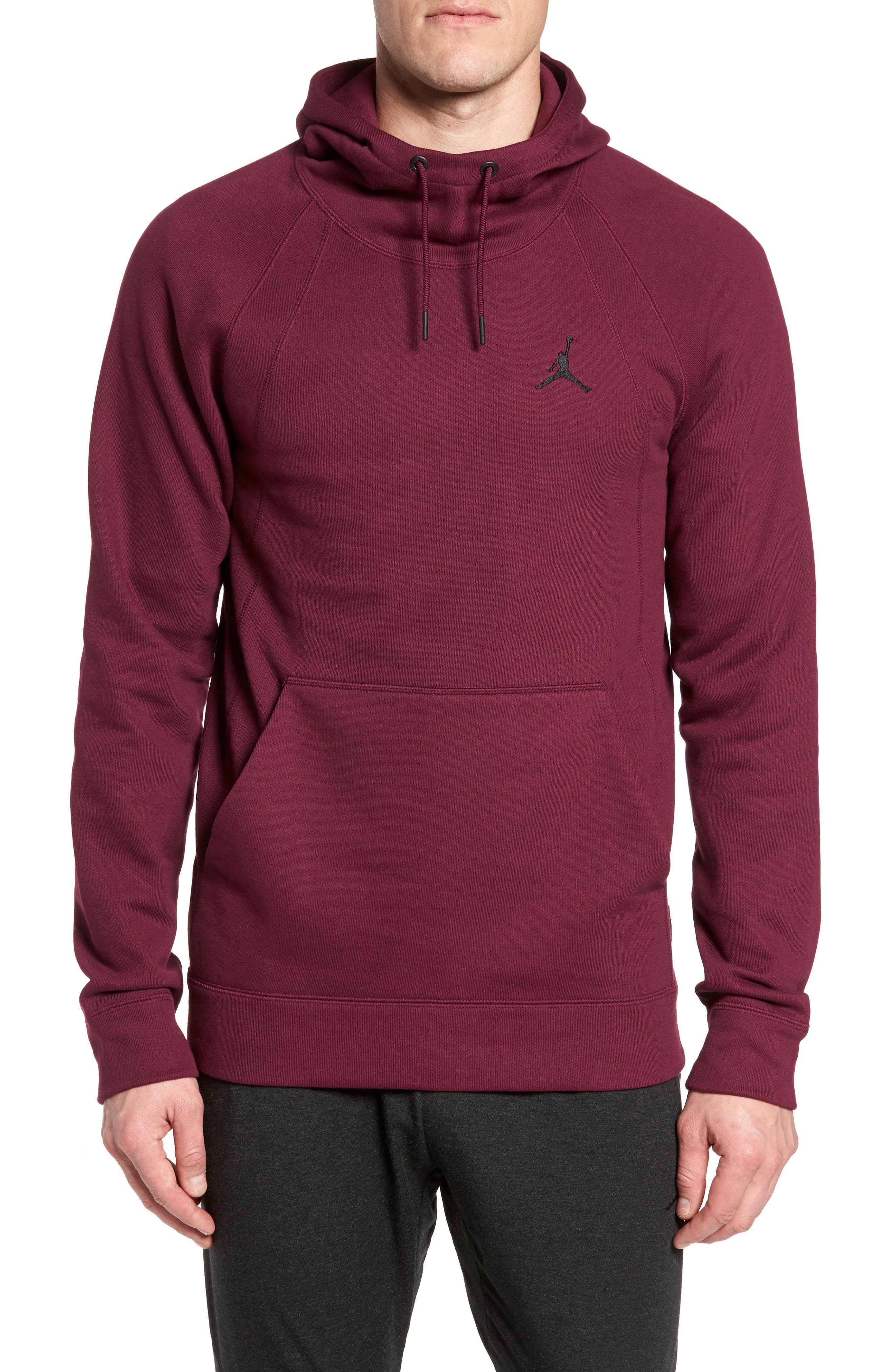 Alternate Image 1 Selected - Nike Jordan Sportswear Fleece Hoodie