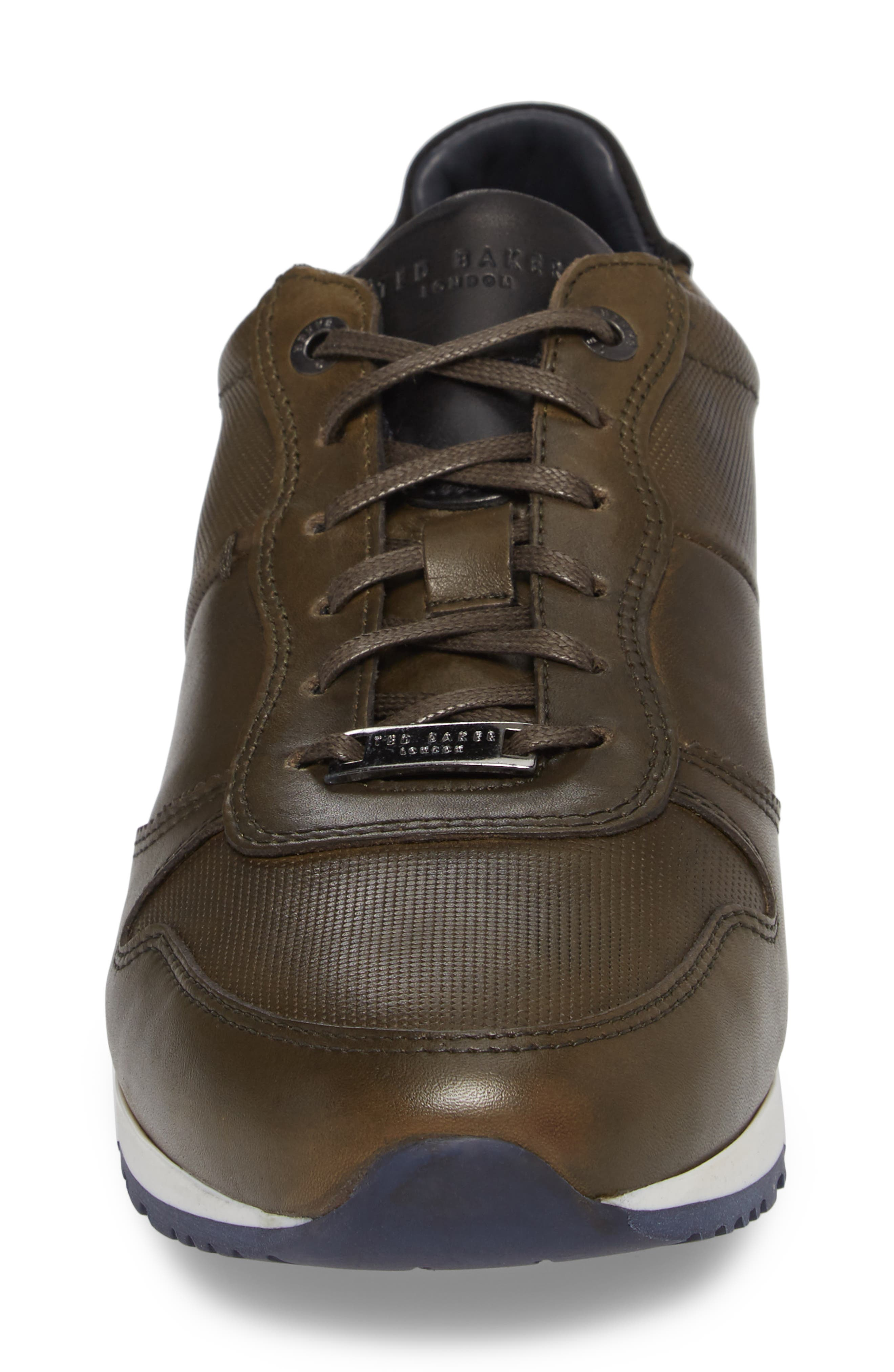 Alternate Image 4  - Ted Baker London Shindl Sneaker (Men)