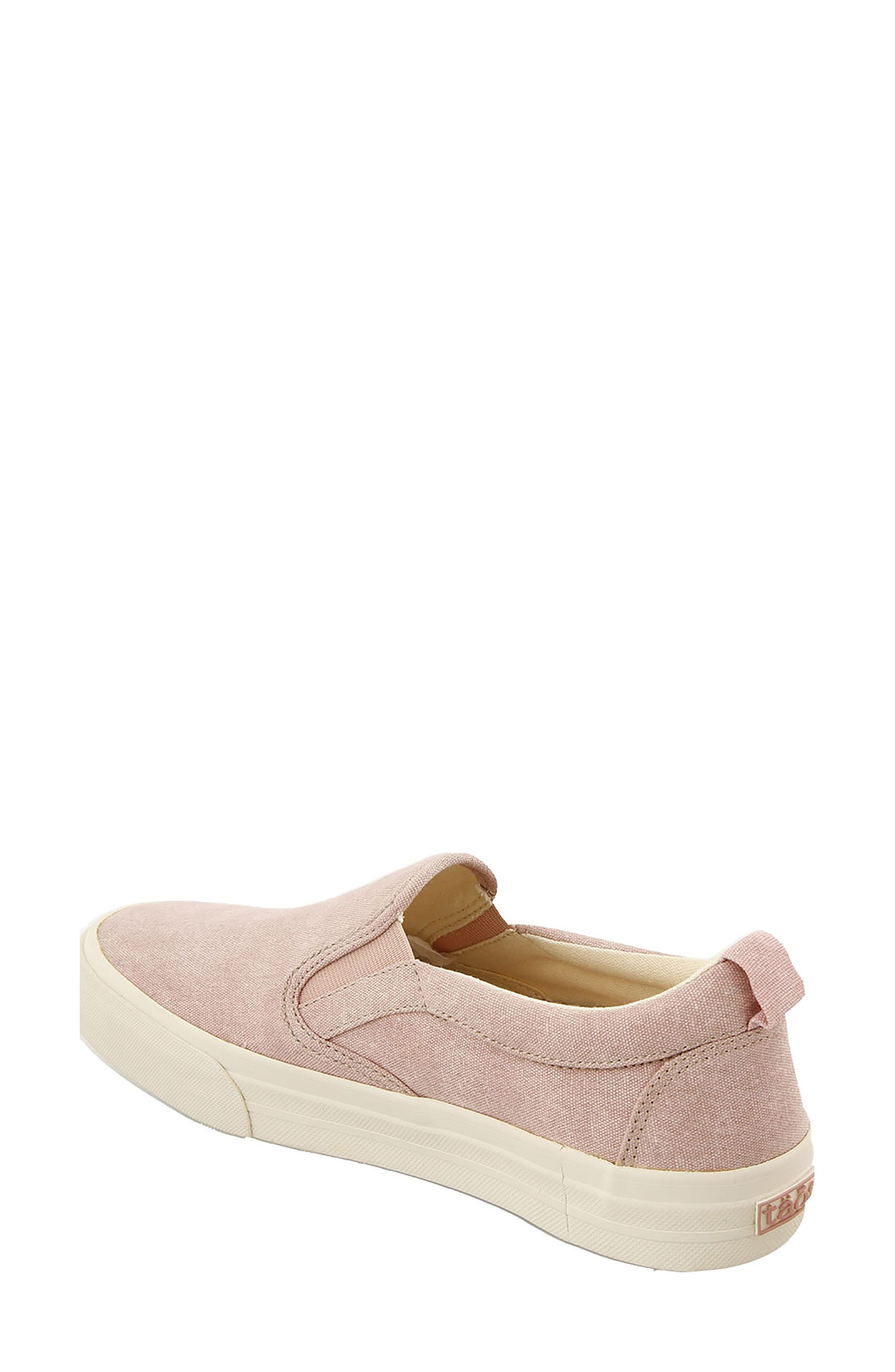Soul Slip-On Sneaker,                             Alternate thumbnail 2, color,                             Pink Wash Canvas