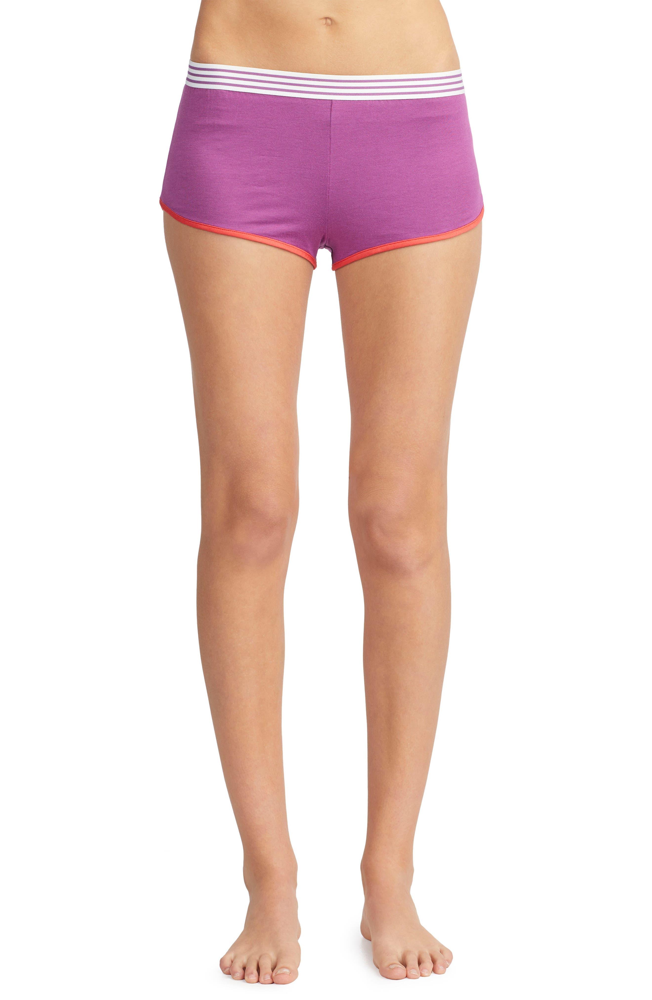 Main Image - Room Service Pajama Shorts