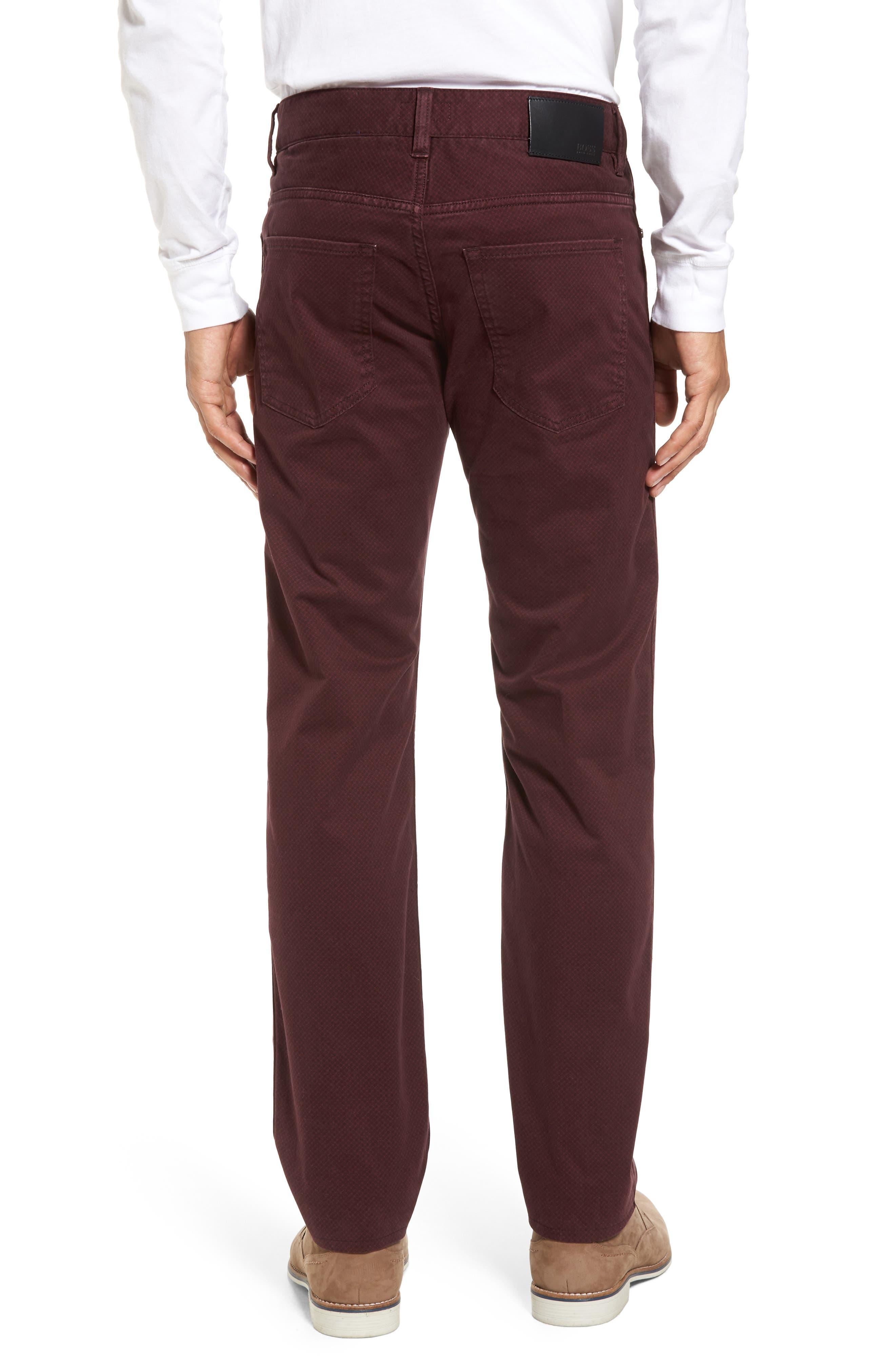 Alternate Image 2  - BOSS Delaware Slim Fit Pants