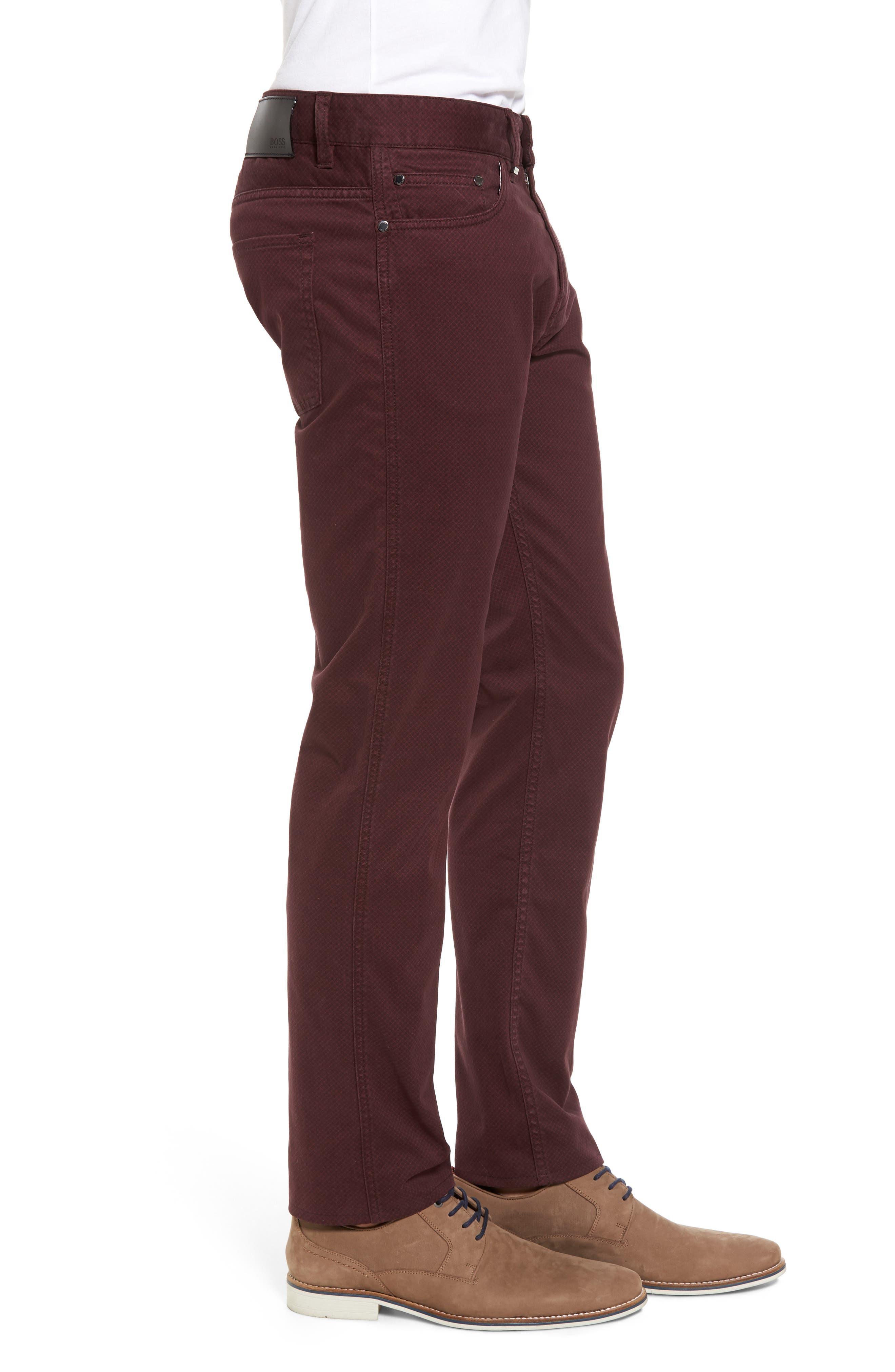 Alternate Image 3  - BOSS Delaware Slim Fit Pants