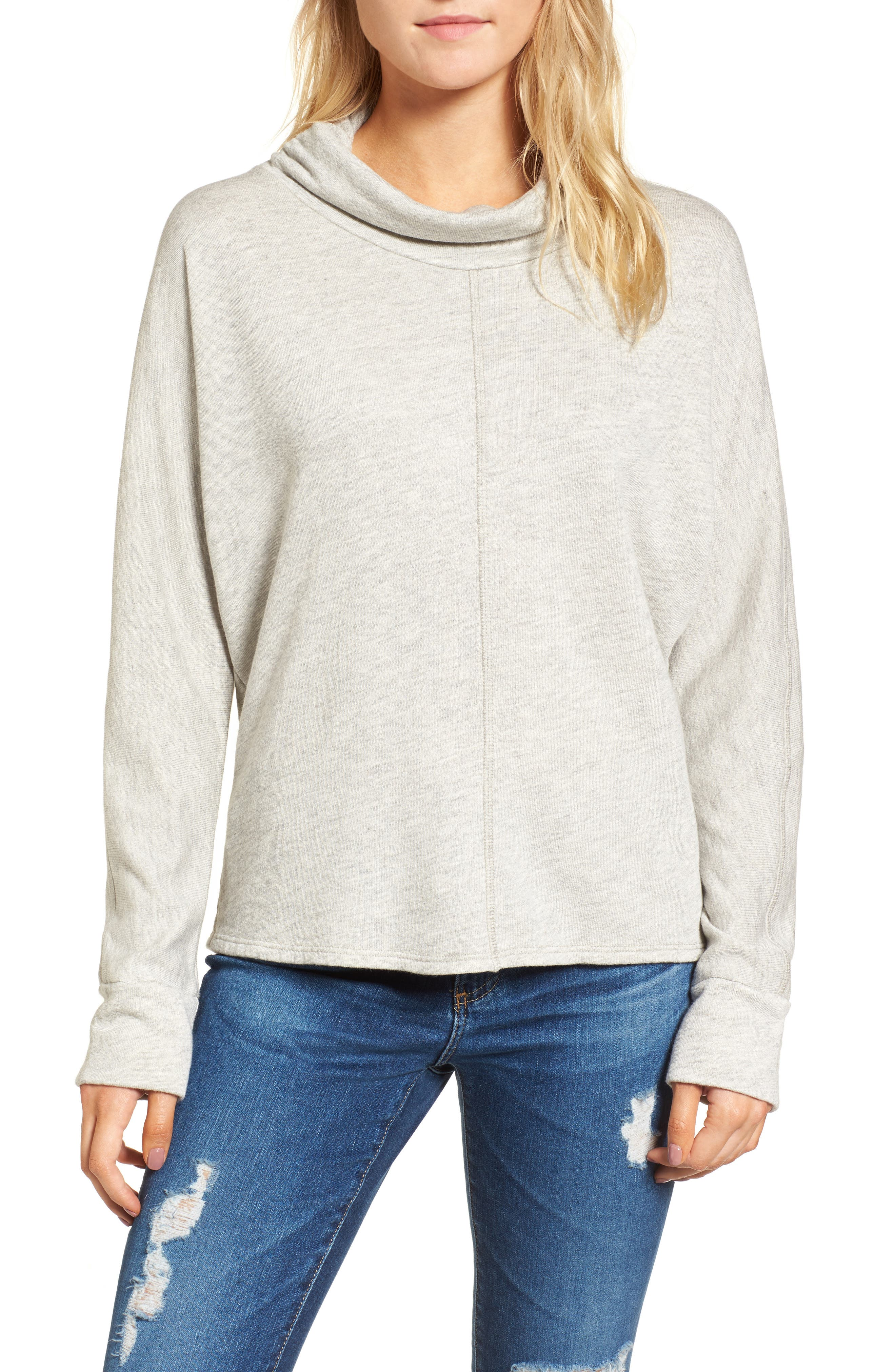n:PHILANTHROPY Helix Turtleneck Sweatshirt