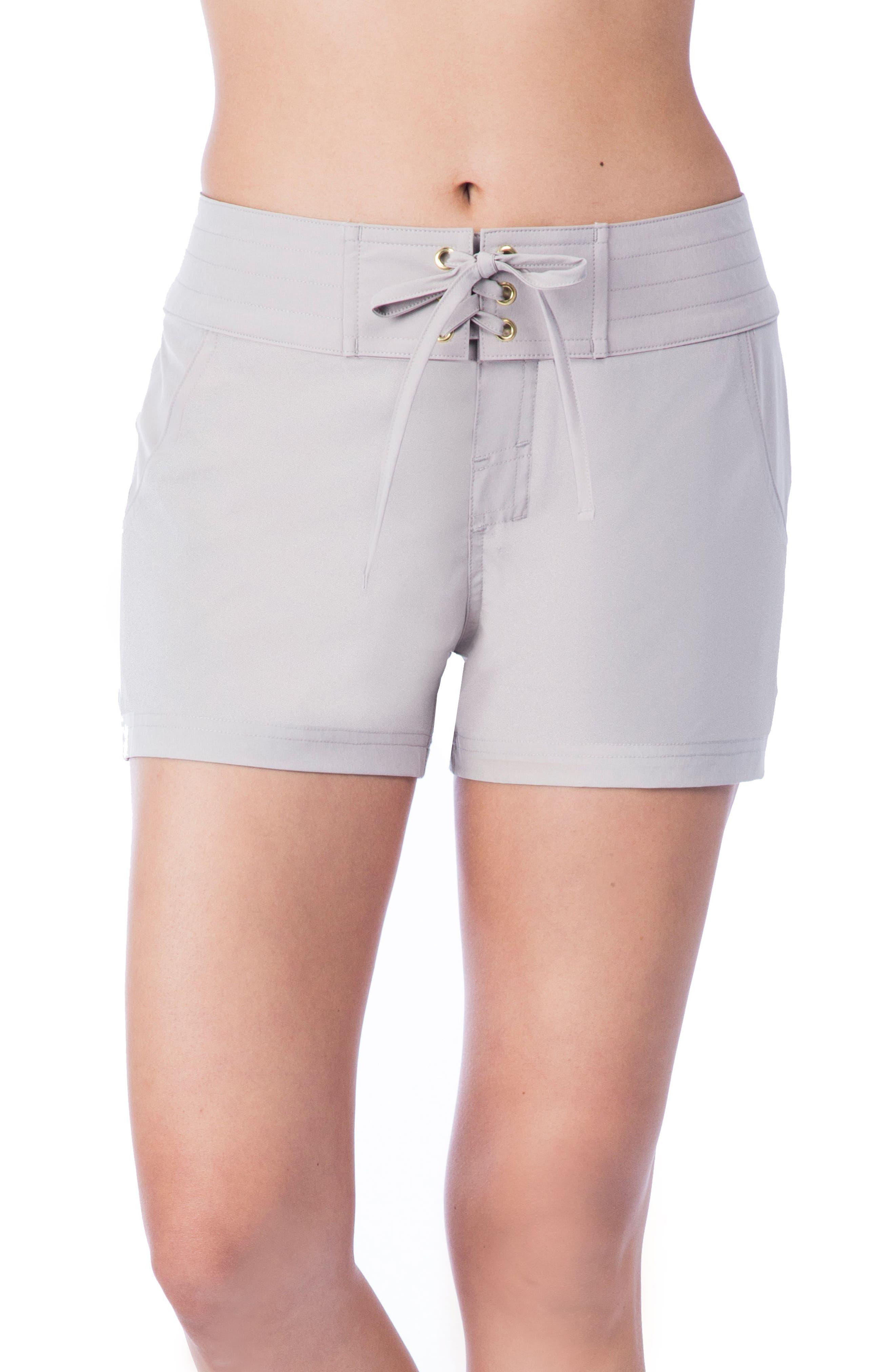 Main Image - La Blanca Board Shorts