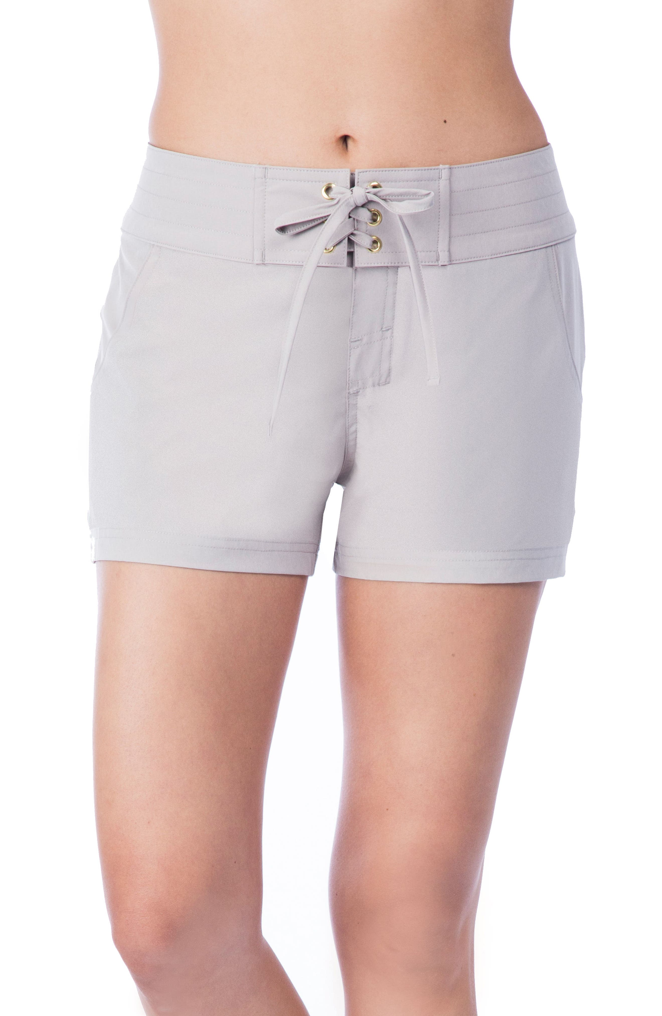 Board Shorts,                         Main,                         color, Khaki