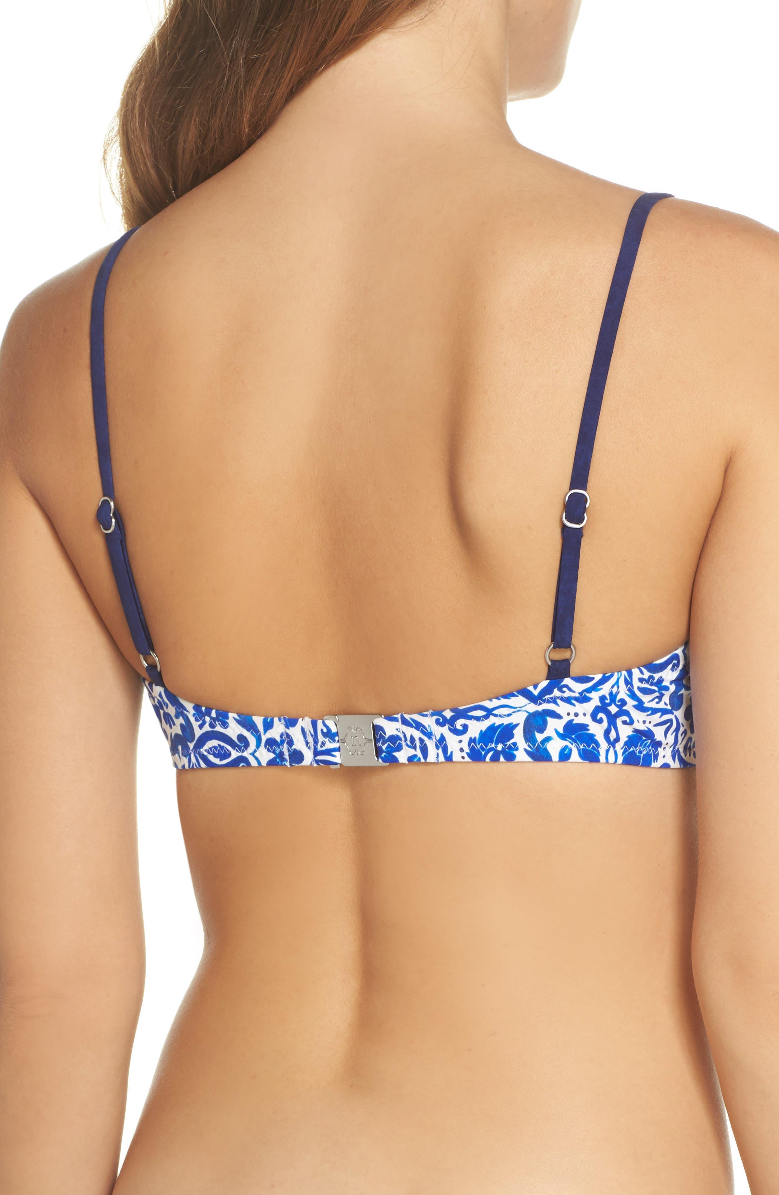 Alternate Image 2  - Nanette Lepore Talavera Bikini Top