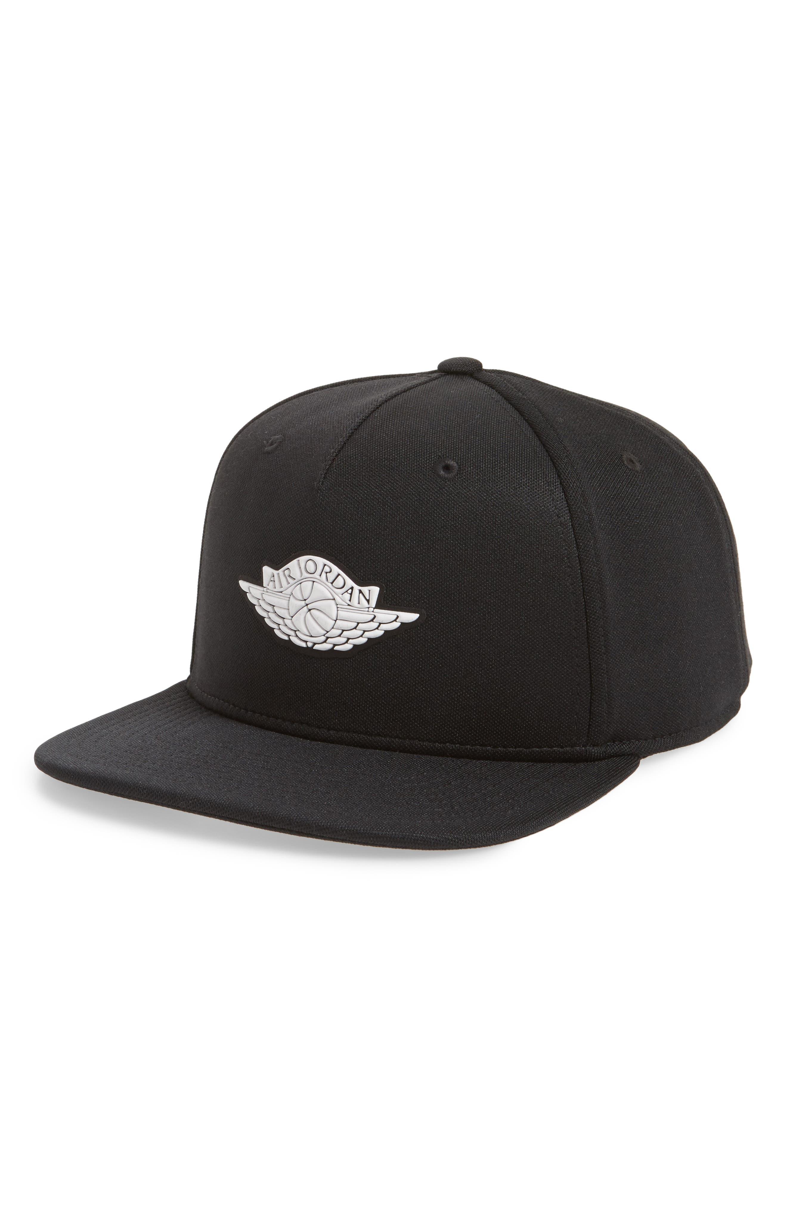 Nike Jordan Wings Snapback Baseball Cap