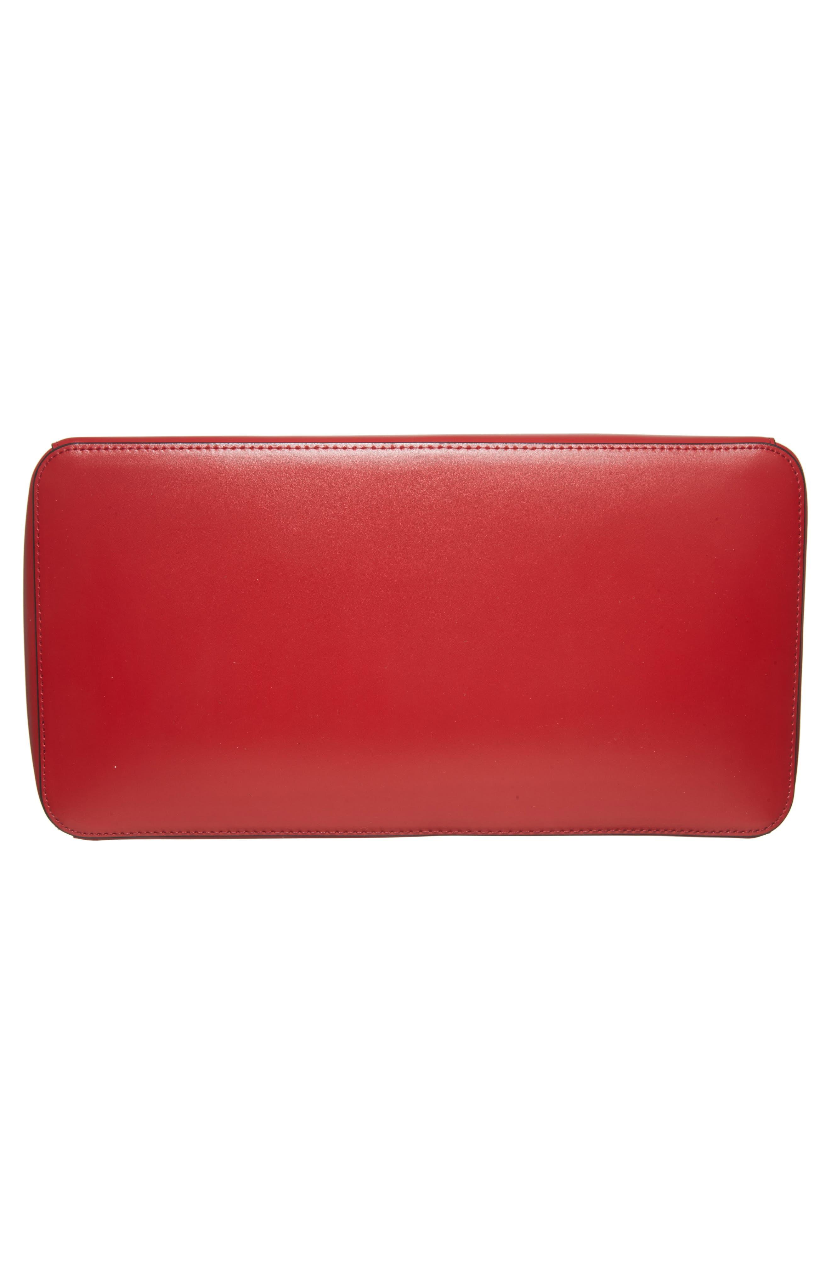 Alternate Image 6  - LODIS Los Angeles Cecily RFID Leather Tote